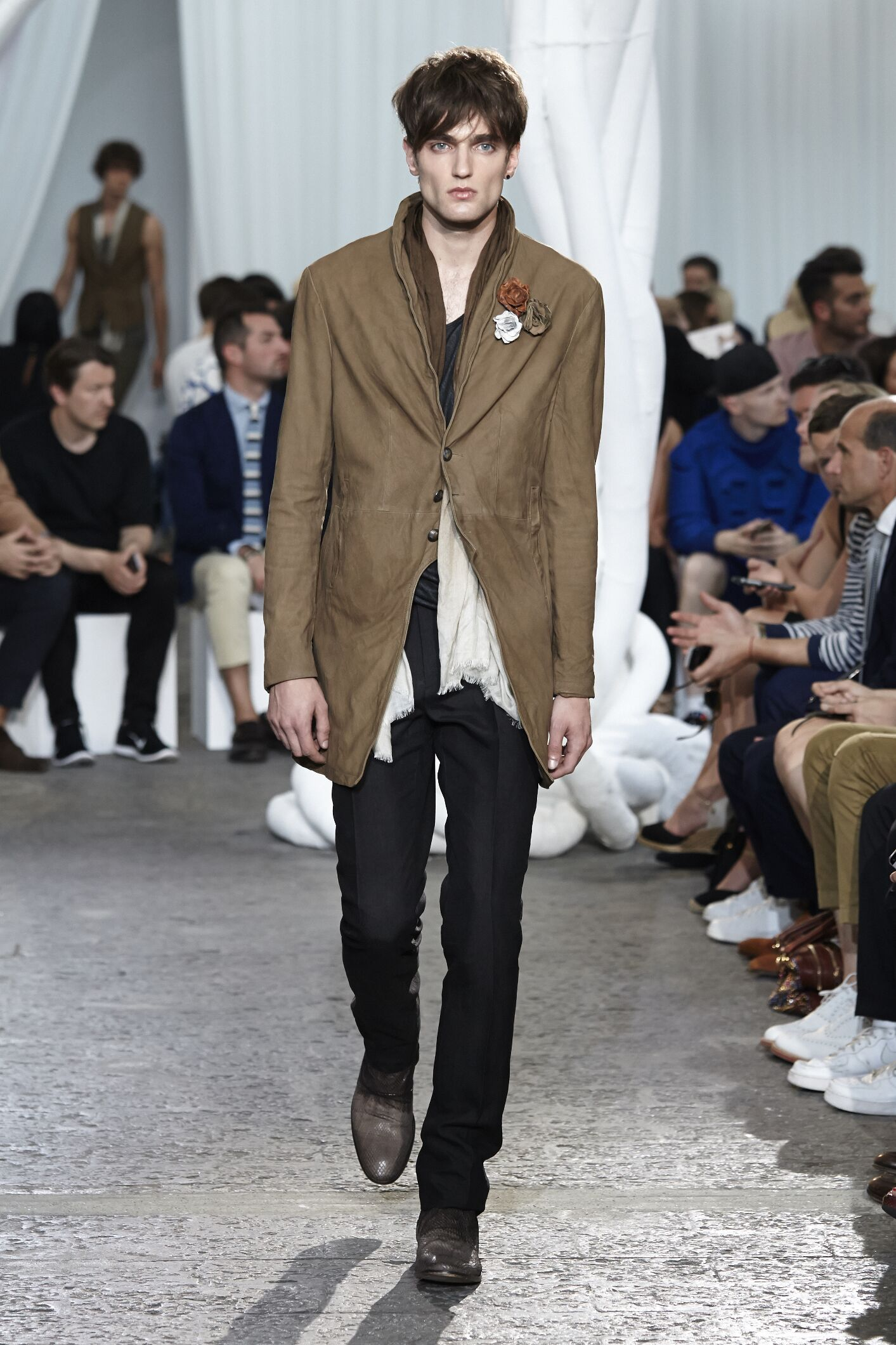John Varvatos Milan Fashion Week Menswear