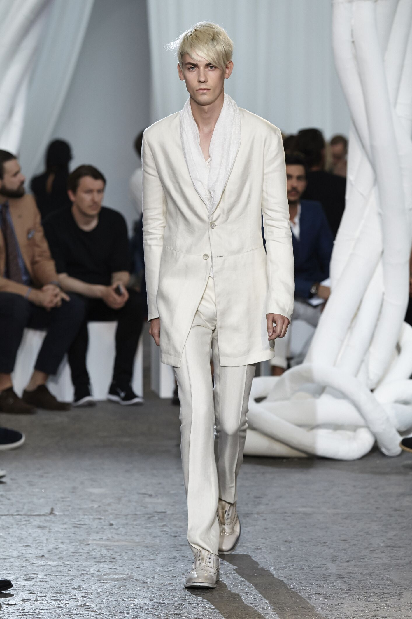 John Varvatos Summer 2015 Catwalk