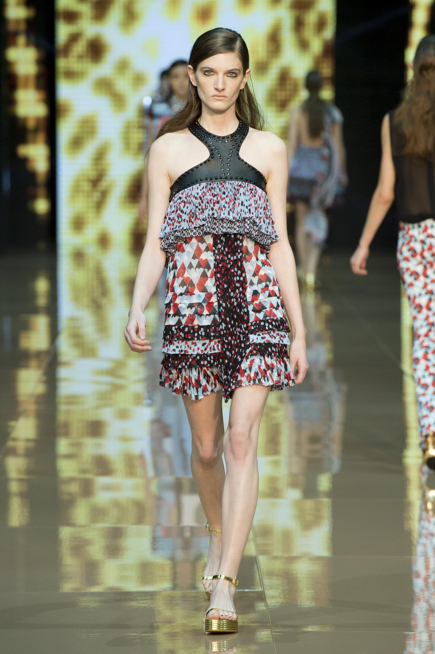 Just Cavalli Milan Fashion Week Womenswear