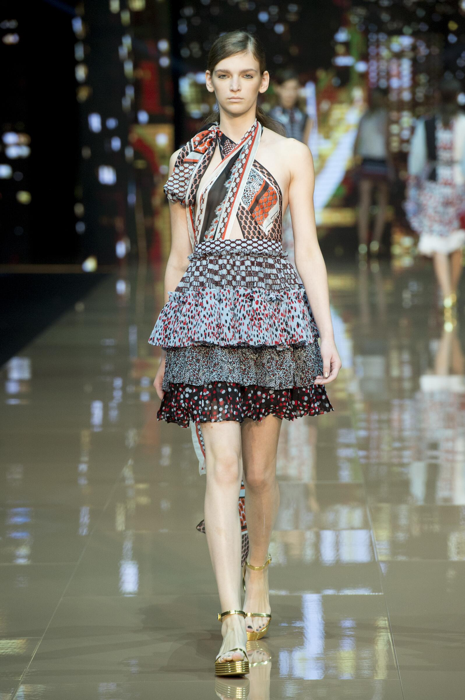 Just Cavalli Milan Fashion Week
