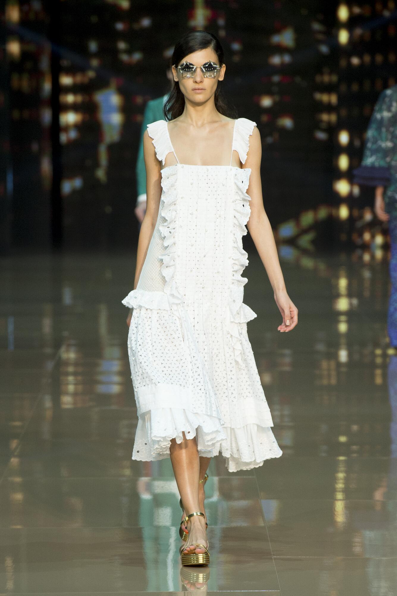 Just Cavalli Spring Summer 2015 Womens Collection Milan Fashion Week