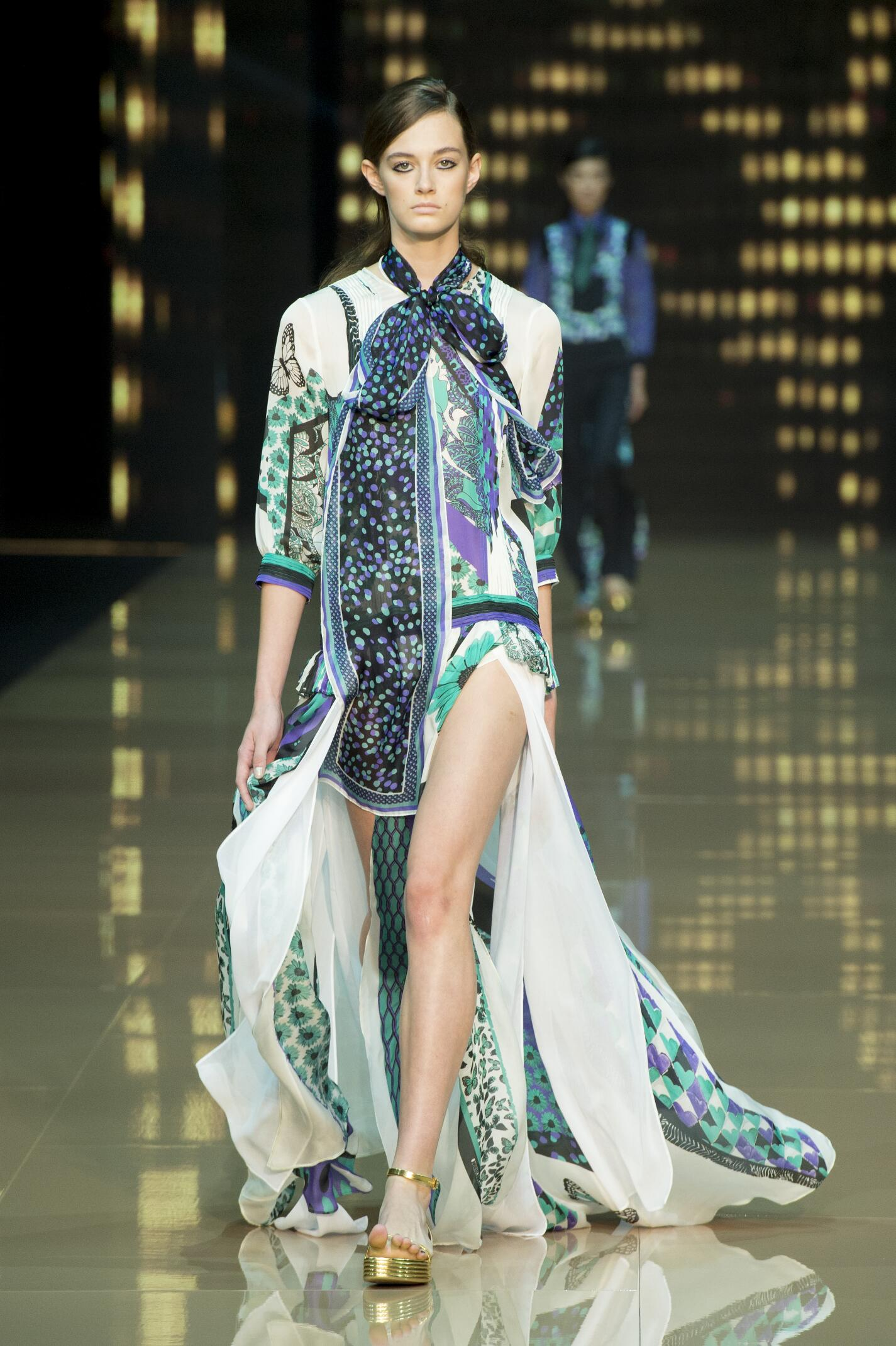 Just Cavalli Woman Milan Fashion Week