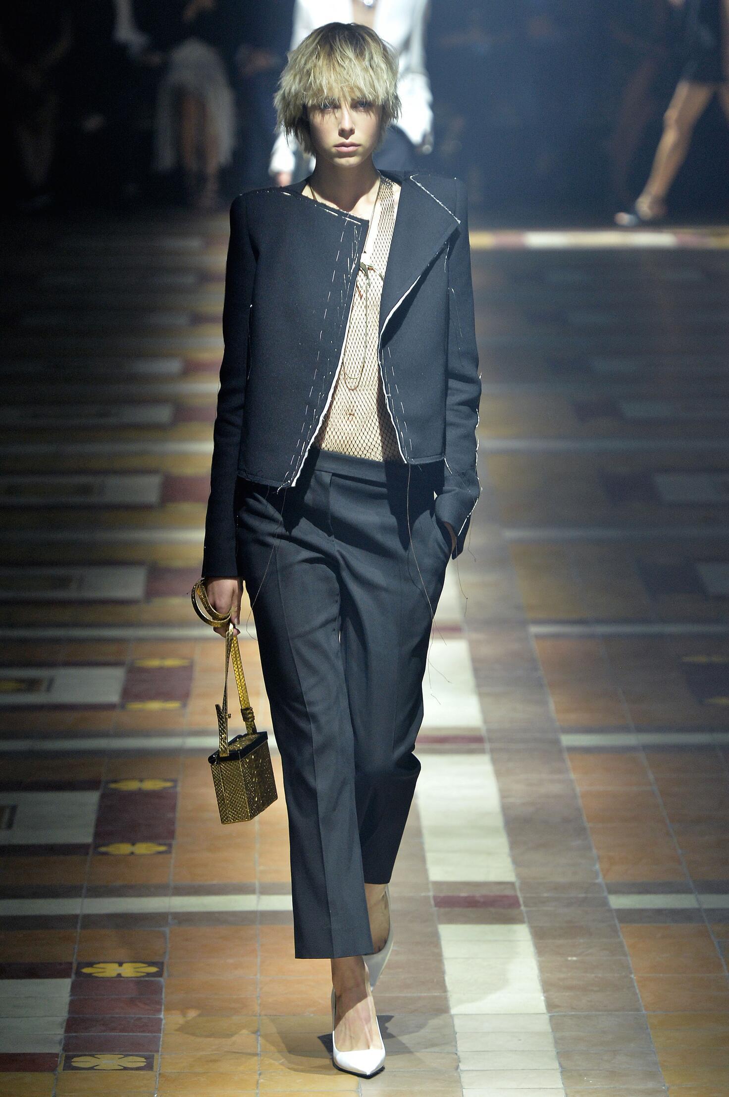 Lanvin Spring Summer 2015 Womens Collection Paris Fashion Week