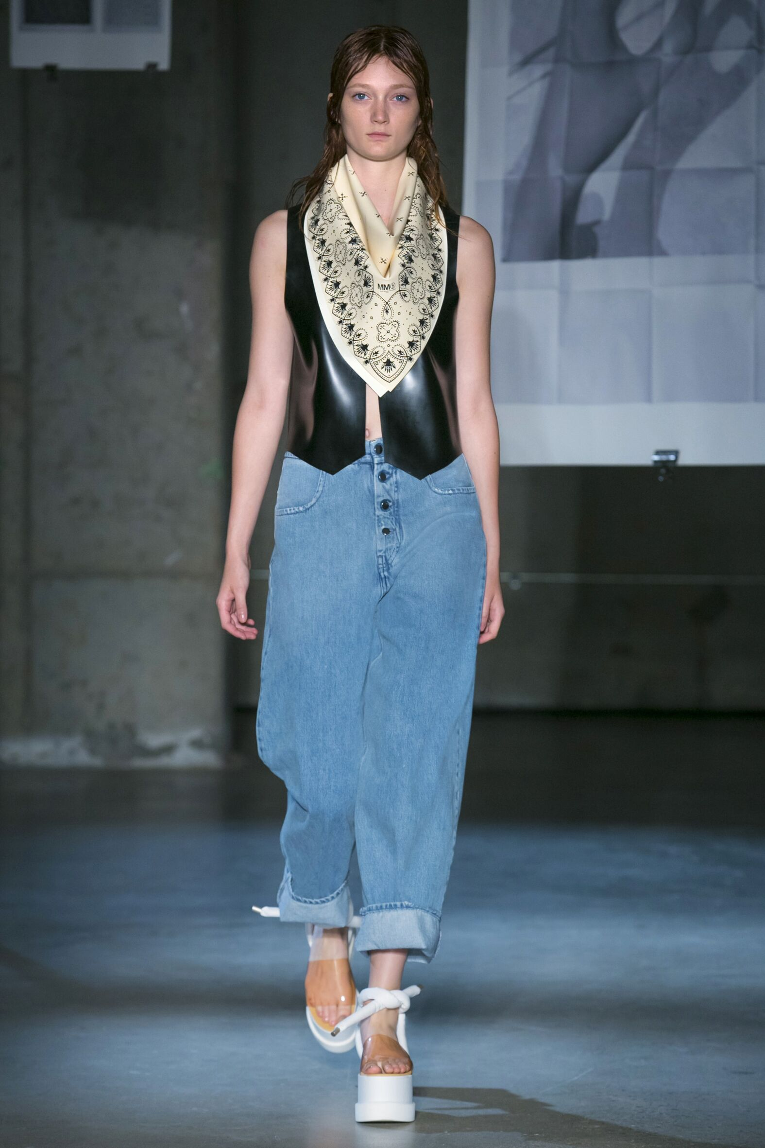 MM6 Maison Martin Margiela Women 2015