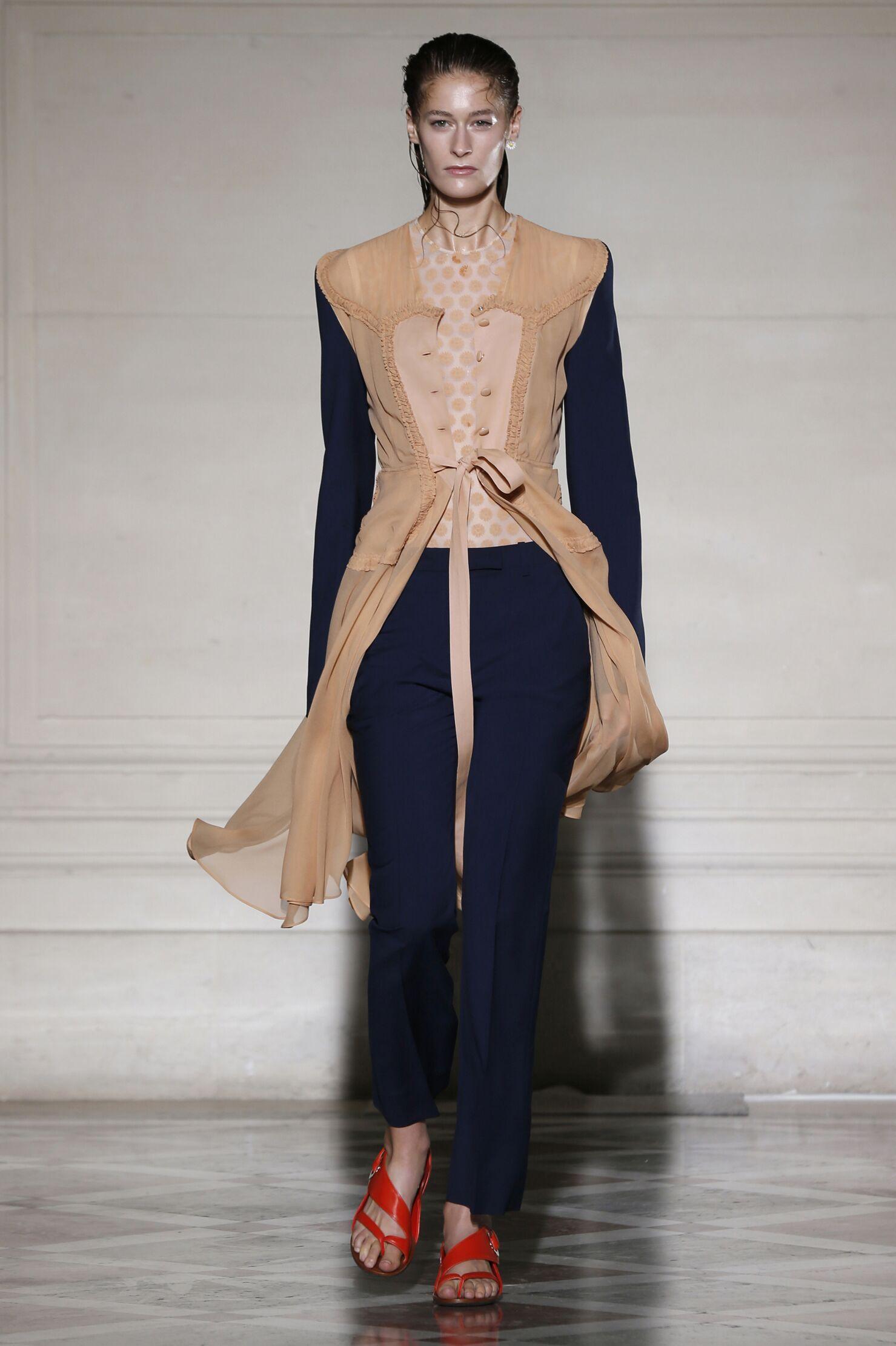 Maison Martin Margiela Woman Paris Fashion Week