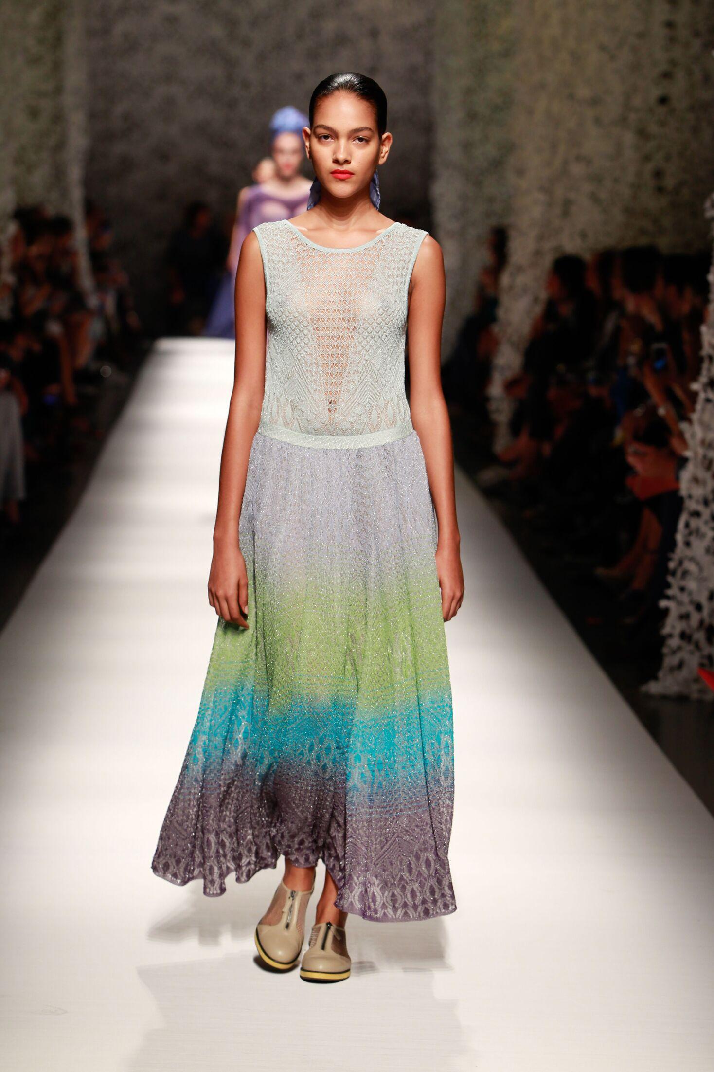 Missoni Milan Fashion Week Womenswear