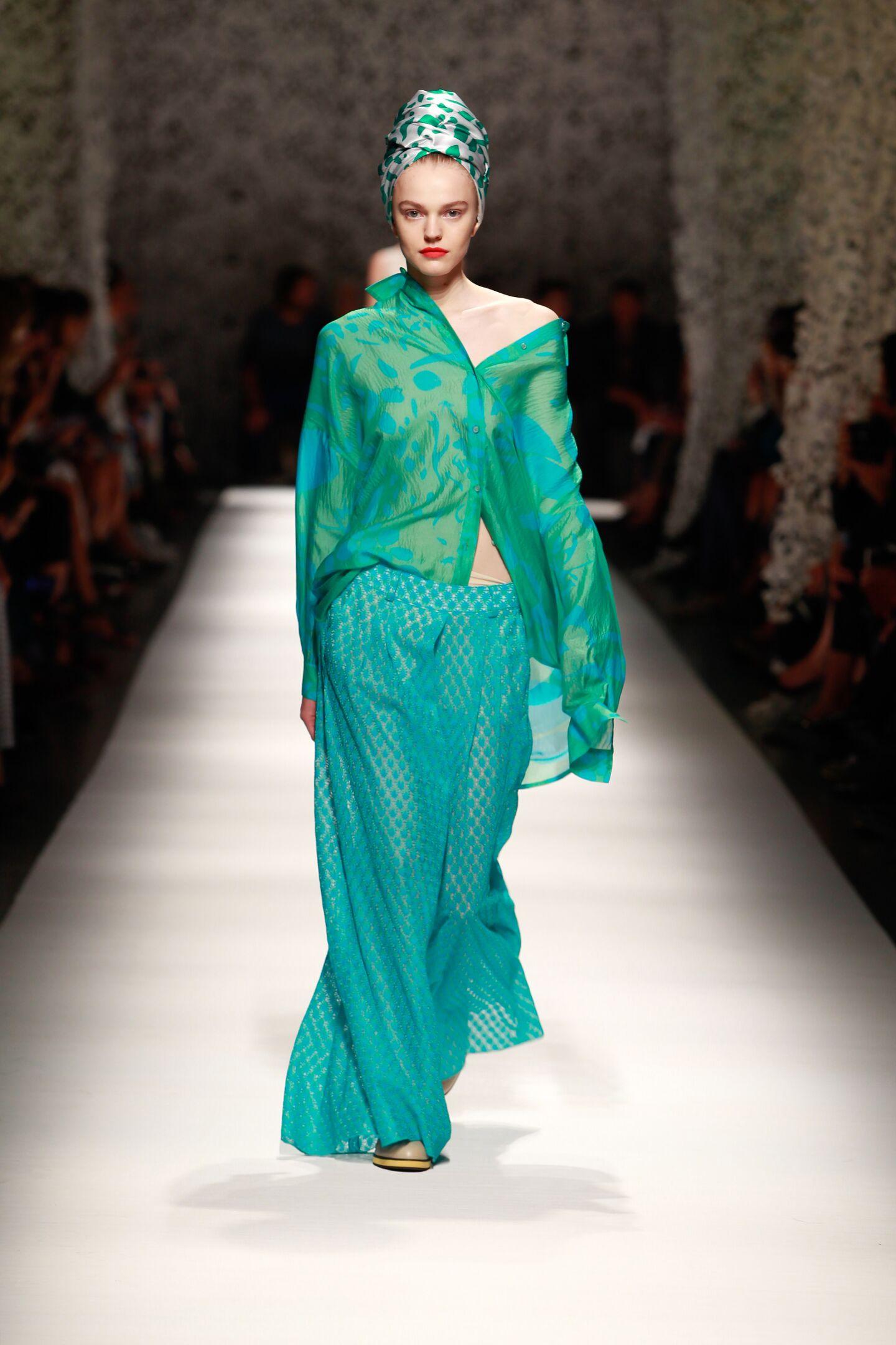Missoni SS 2015 Womenswear
