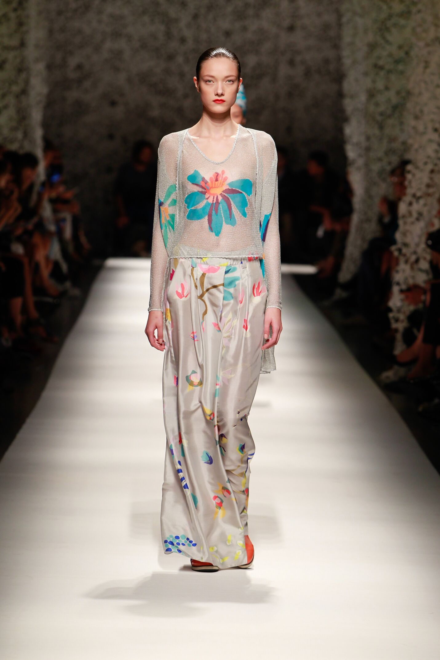 Missoni Summer 2015 Catwalk Womenswear