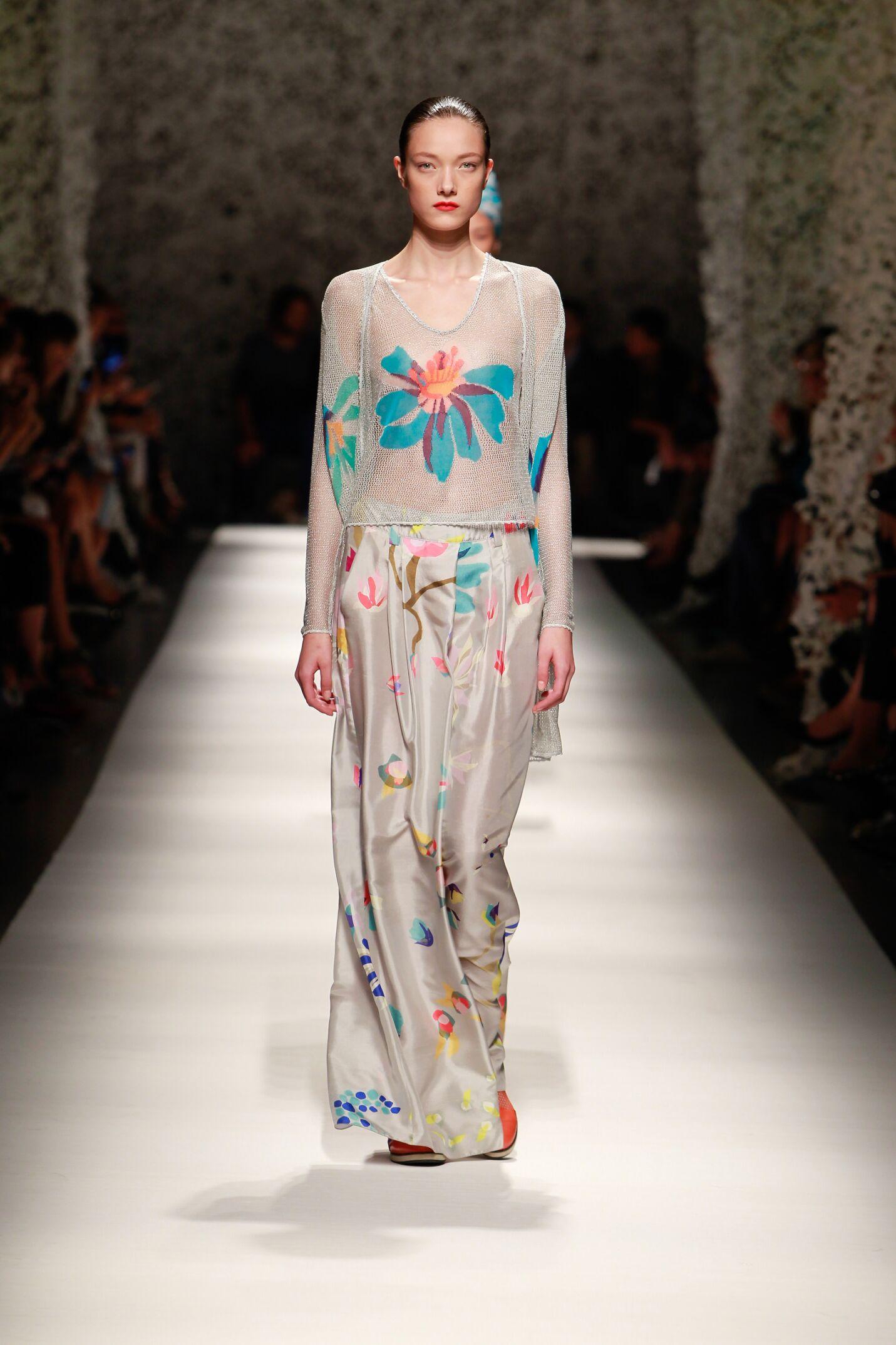 Missoni Summer 2015 Catwalk Womenswear