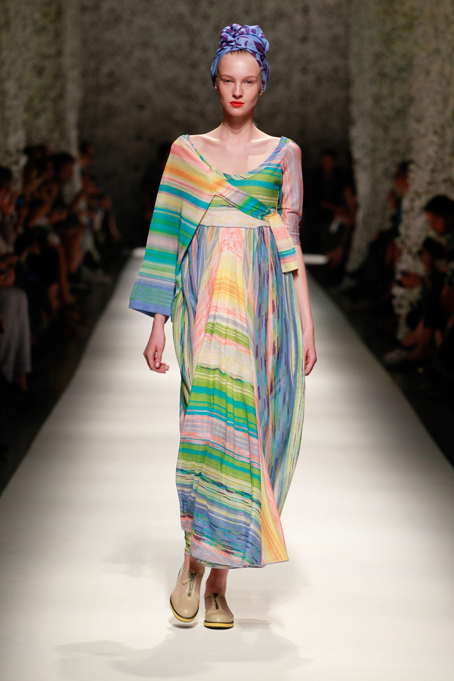 Missoni Summer 2015 Catwalk