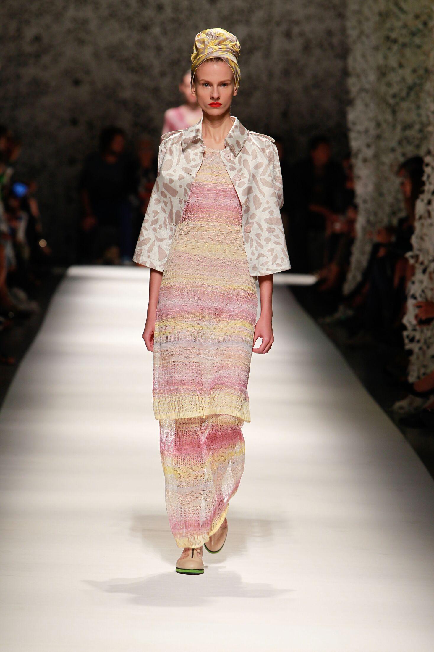 Missoni Summer 2015 Womens Collection Milan Fashion Week