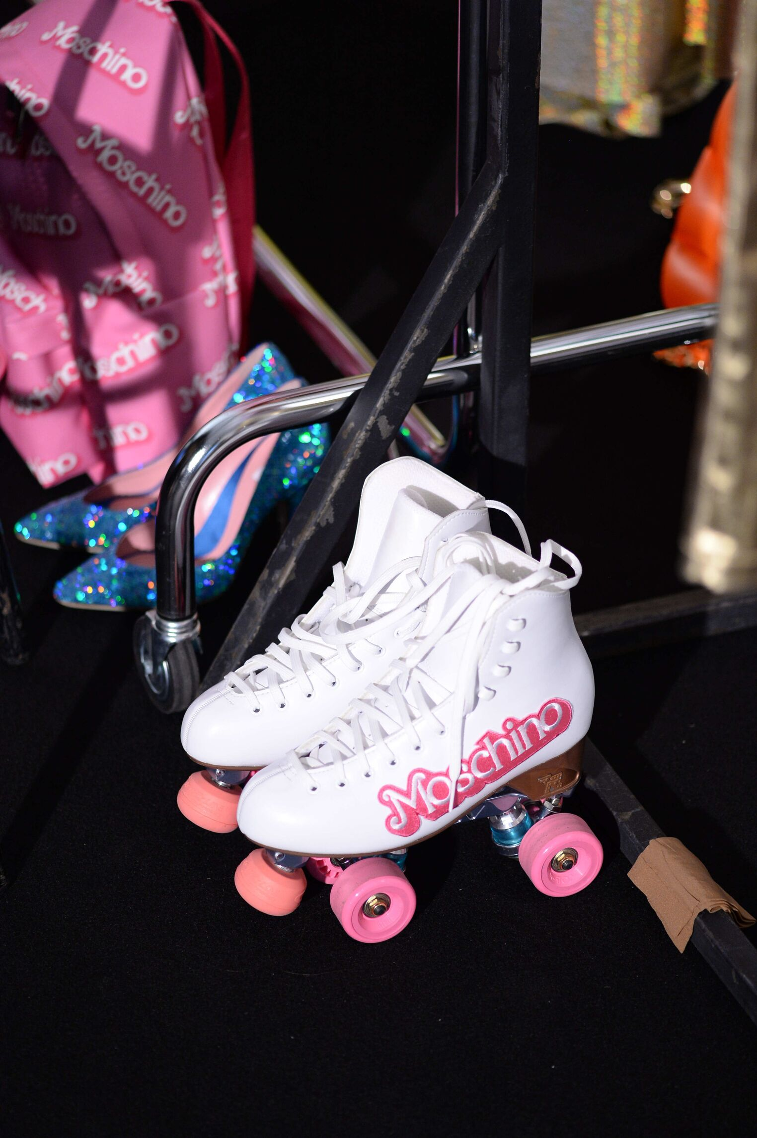 Moschino Backstage Roller Skate
