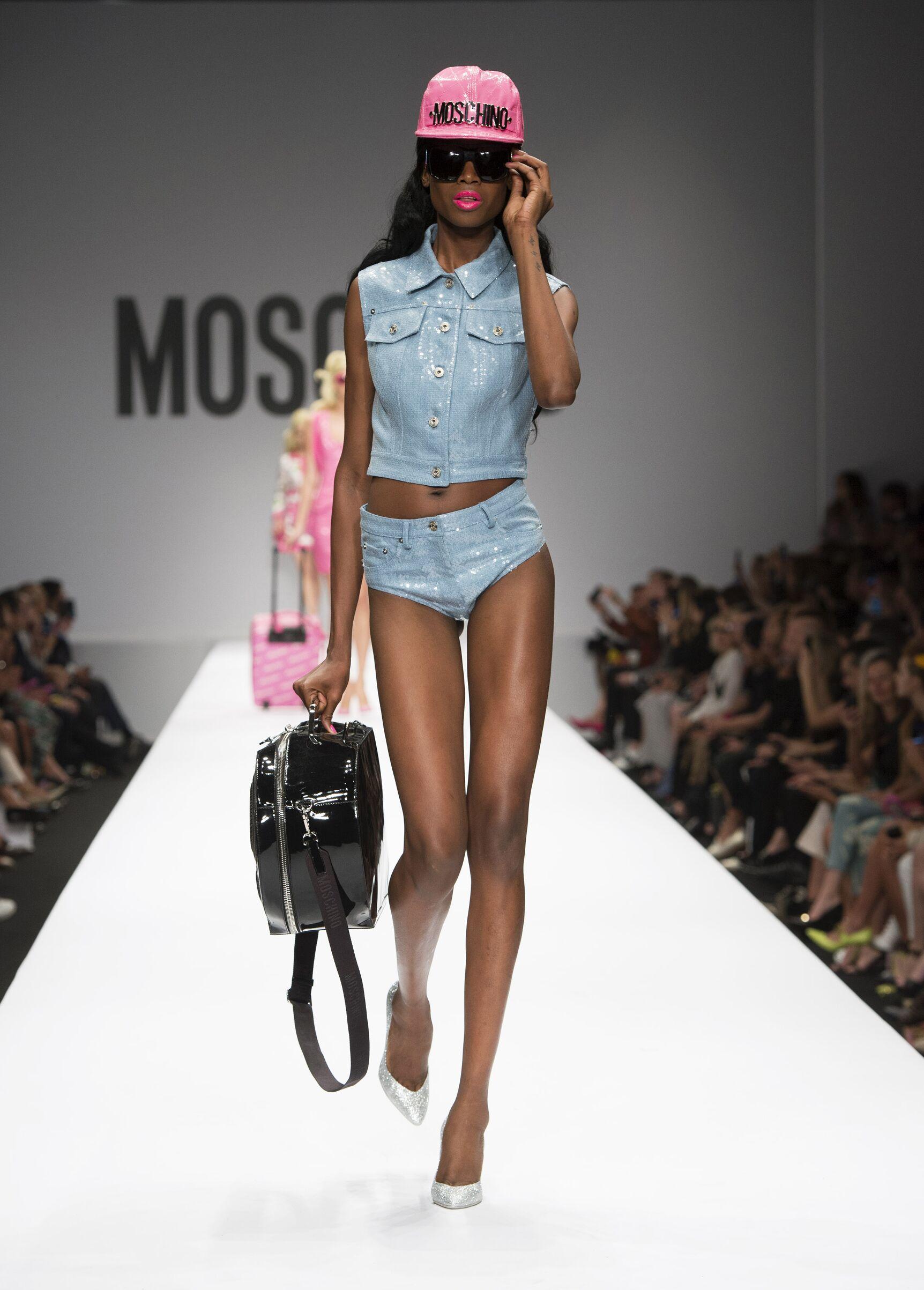 Moschino Catwalk Barbie