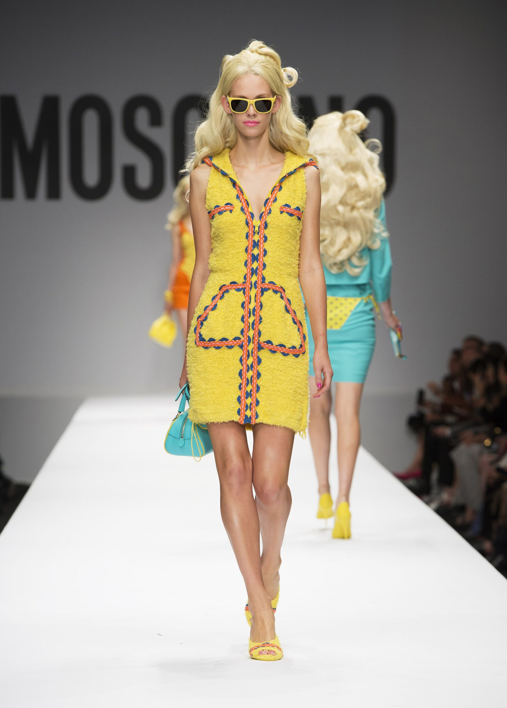 Moschino Milan Fashion Week