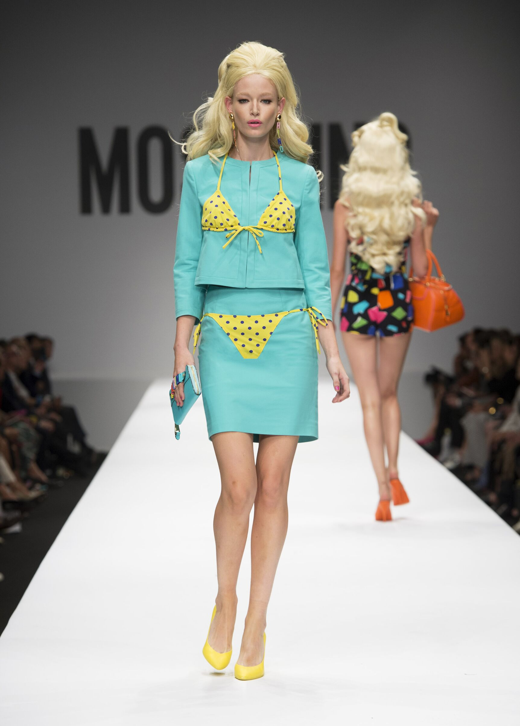 Moschino SS 2015 Womenswear