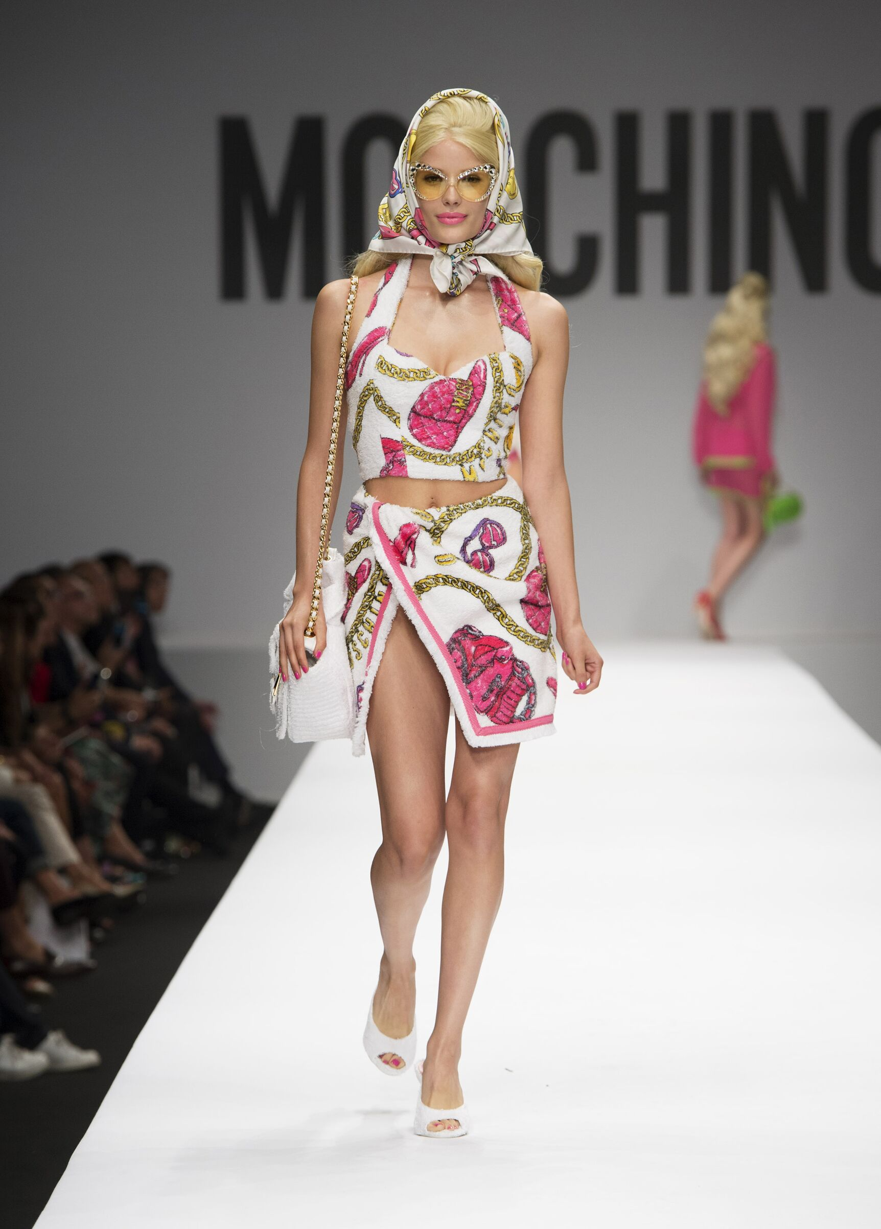 Moschino Spring Summer 2015
