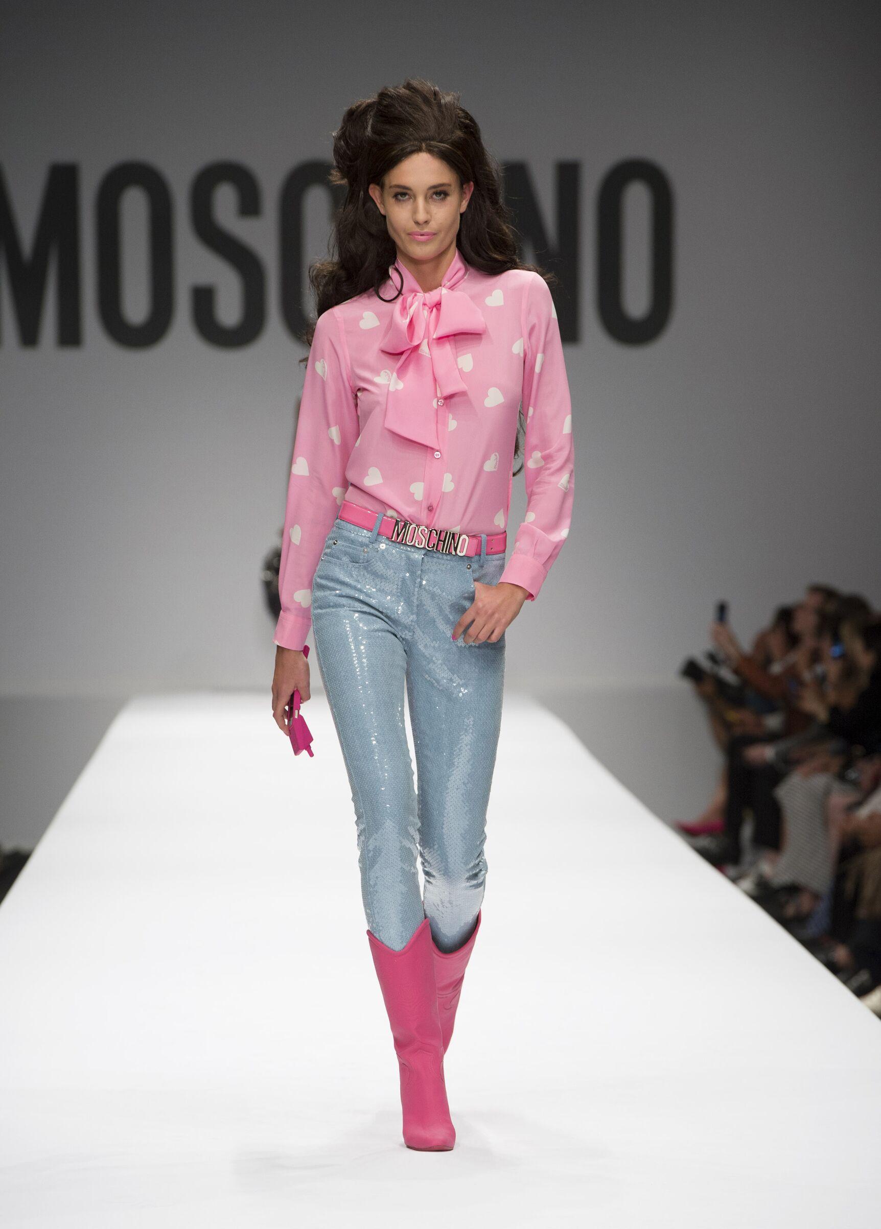 Moschino Style Barbie