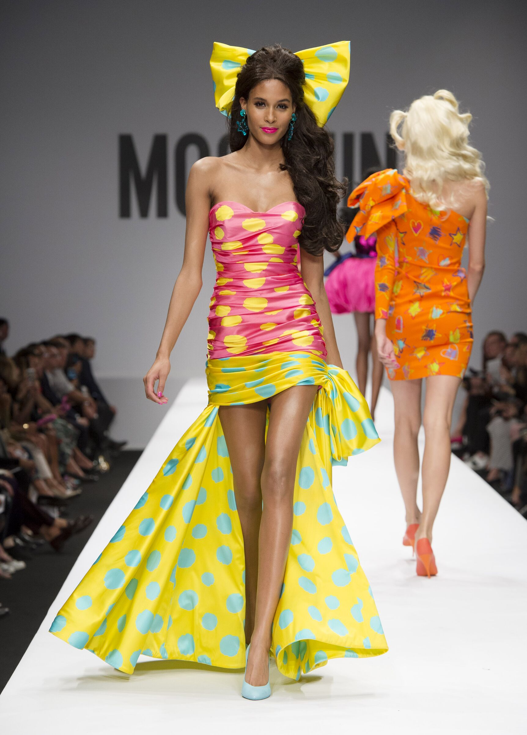 Moschino Woman Milan Fashion Week