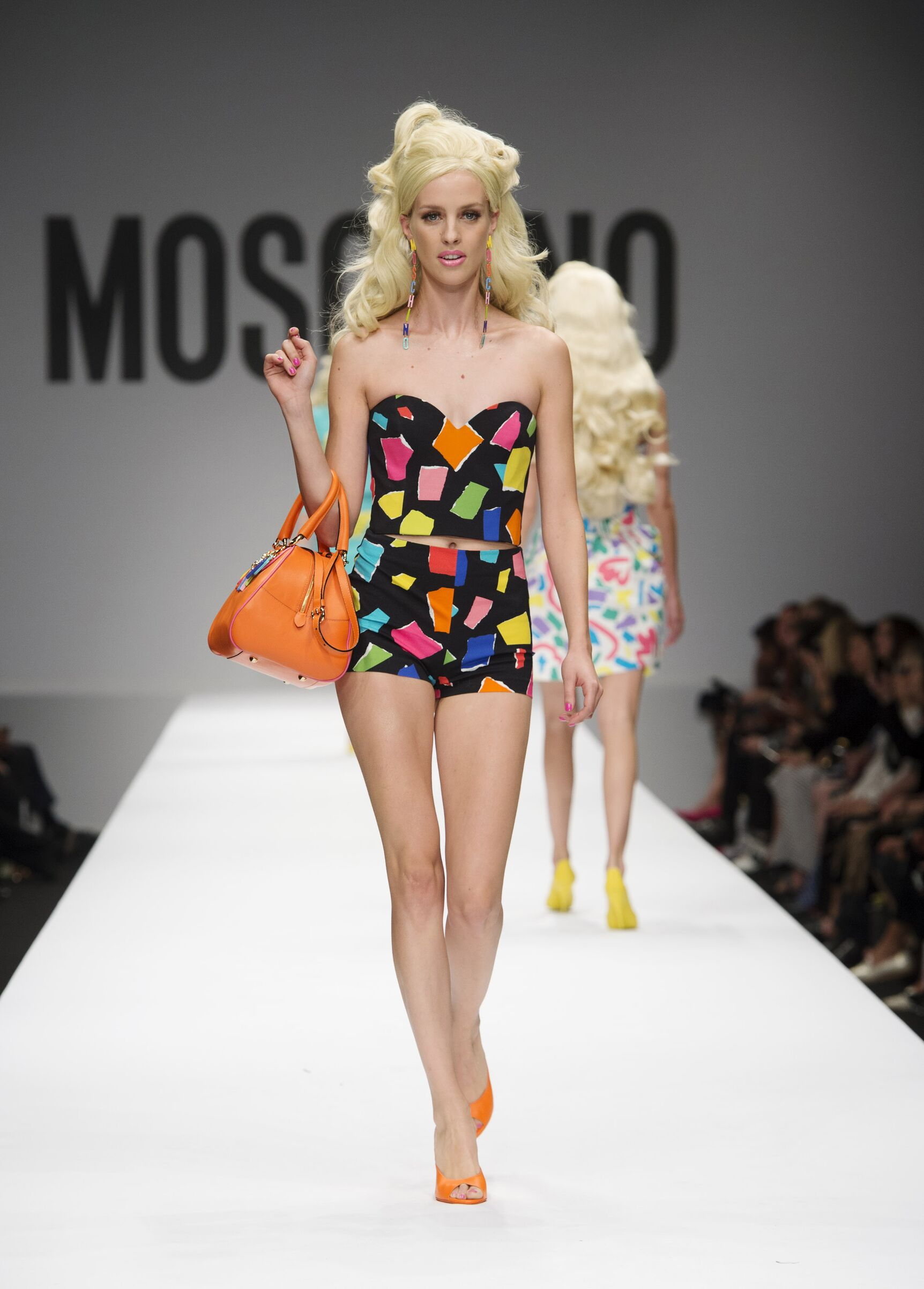 Moschino Women's Collection 2015