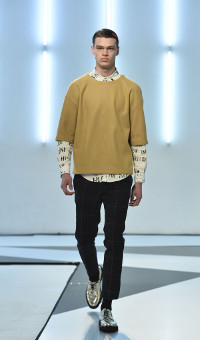 MSGM FALL WINTER 2014 MEN'S COLLECTION – MILANO FASHION WEEK