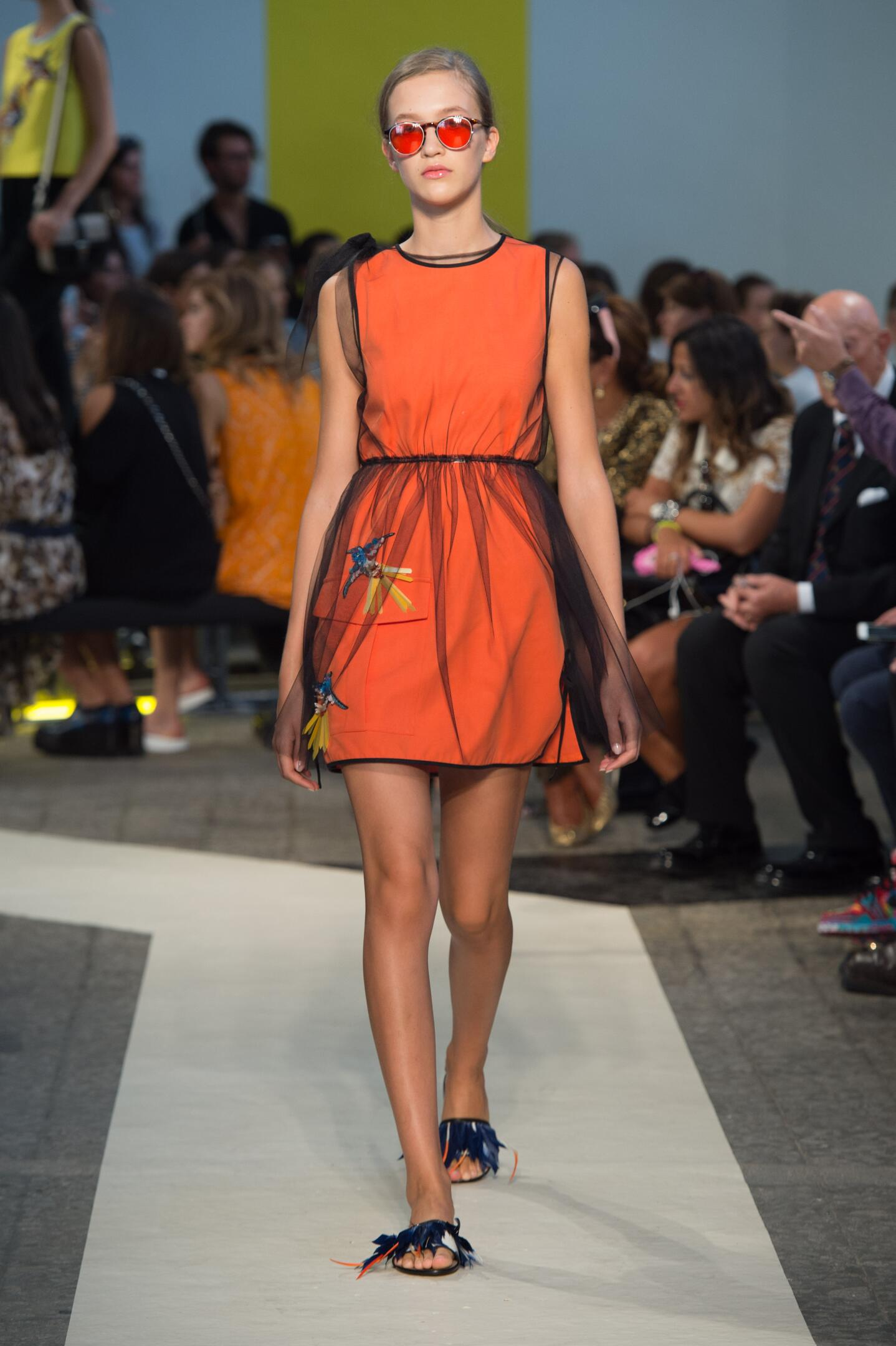 Msgm SS 2015 Womenswear