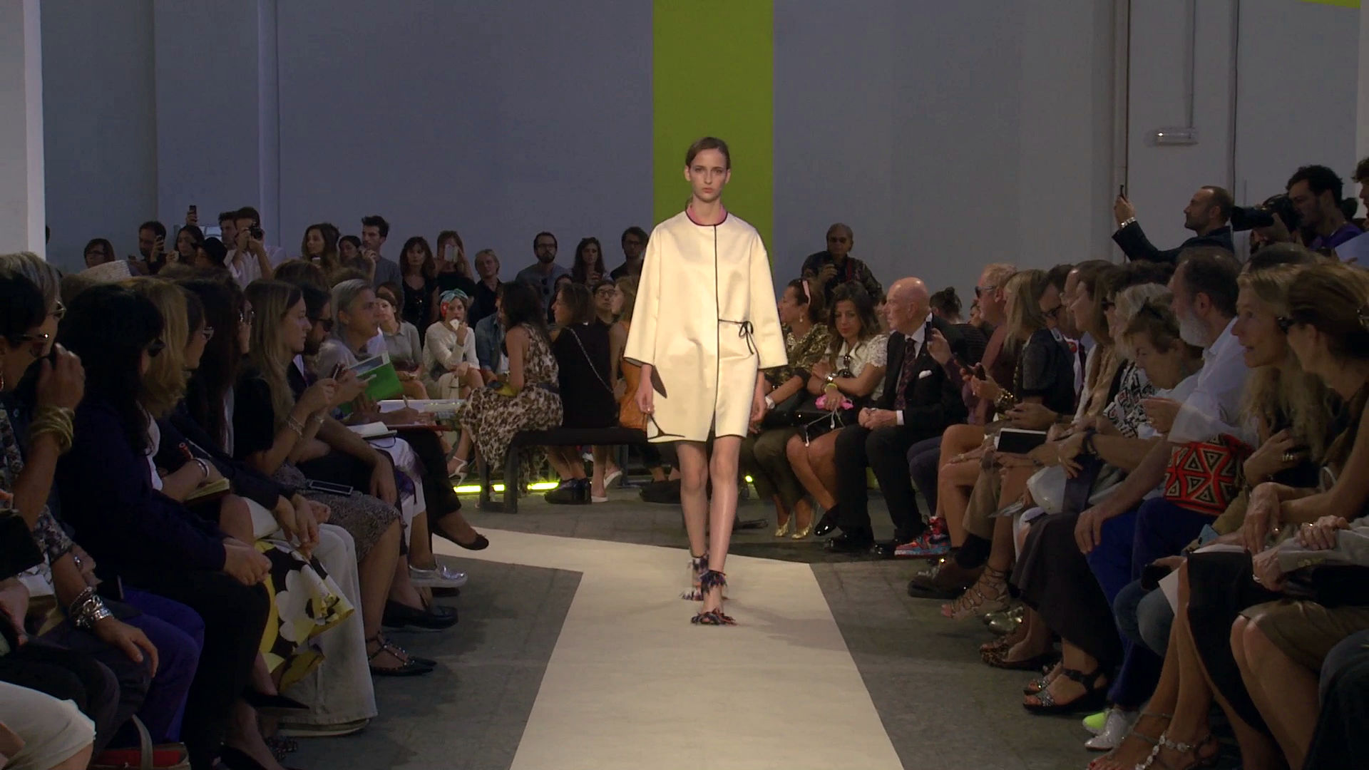Msgm Spring Summer 2015 Women's Fashion Show - Milan Fashion Week