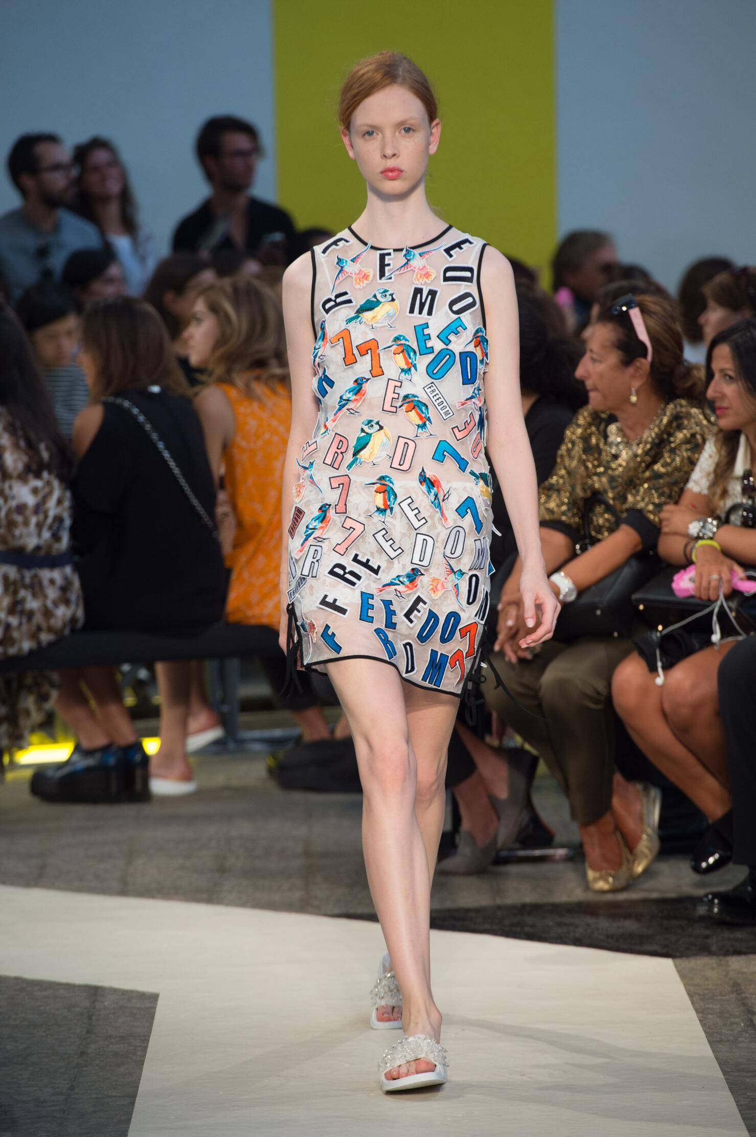 Msgm Women's Collection 2015