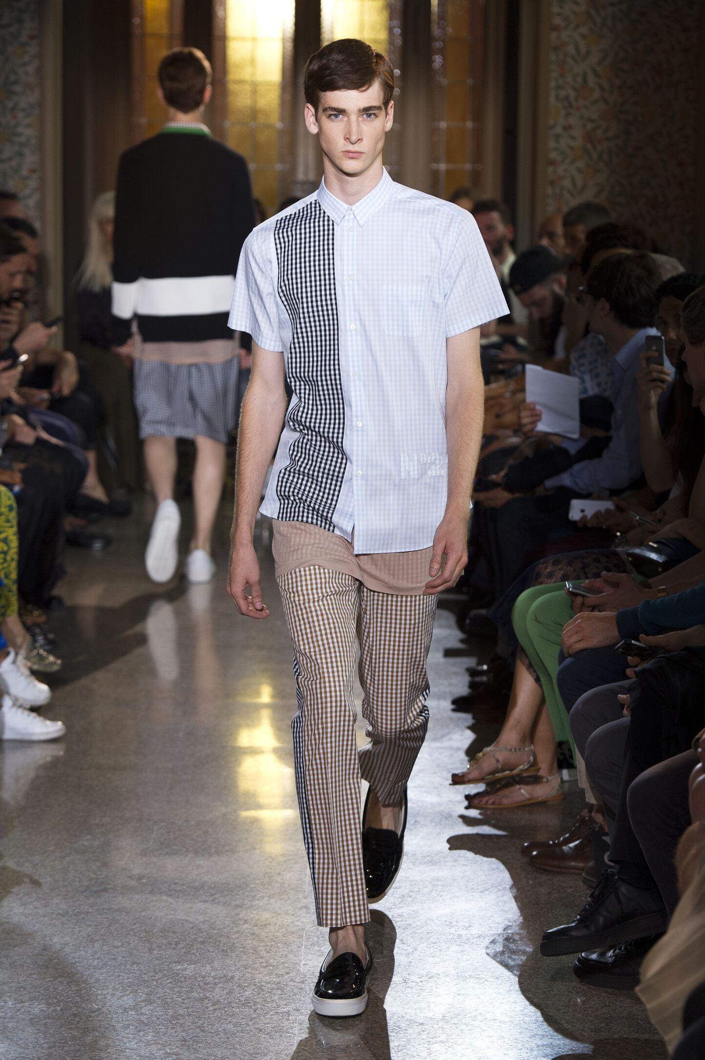 N°21 Man Milan Fashion Week