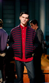 N°21 FALL WINTER 2014 MEN'S COLLECTION – PITTI IMMAGINE UOMO