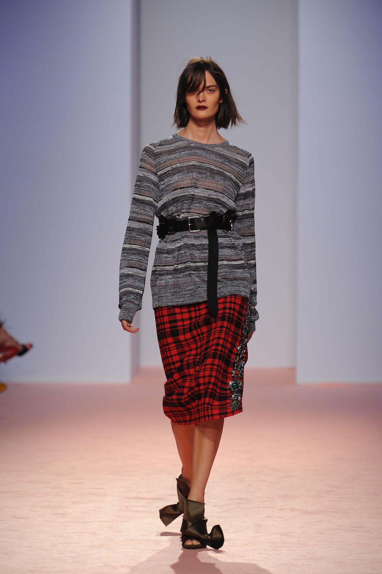 N°21 Spring 2015 Catwalk Womenswear