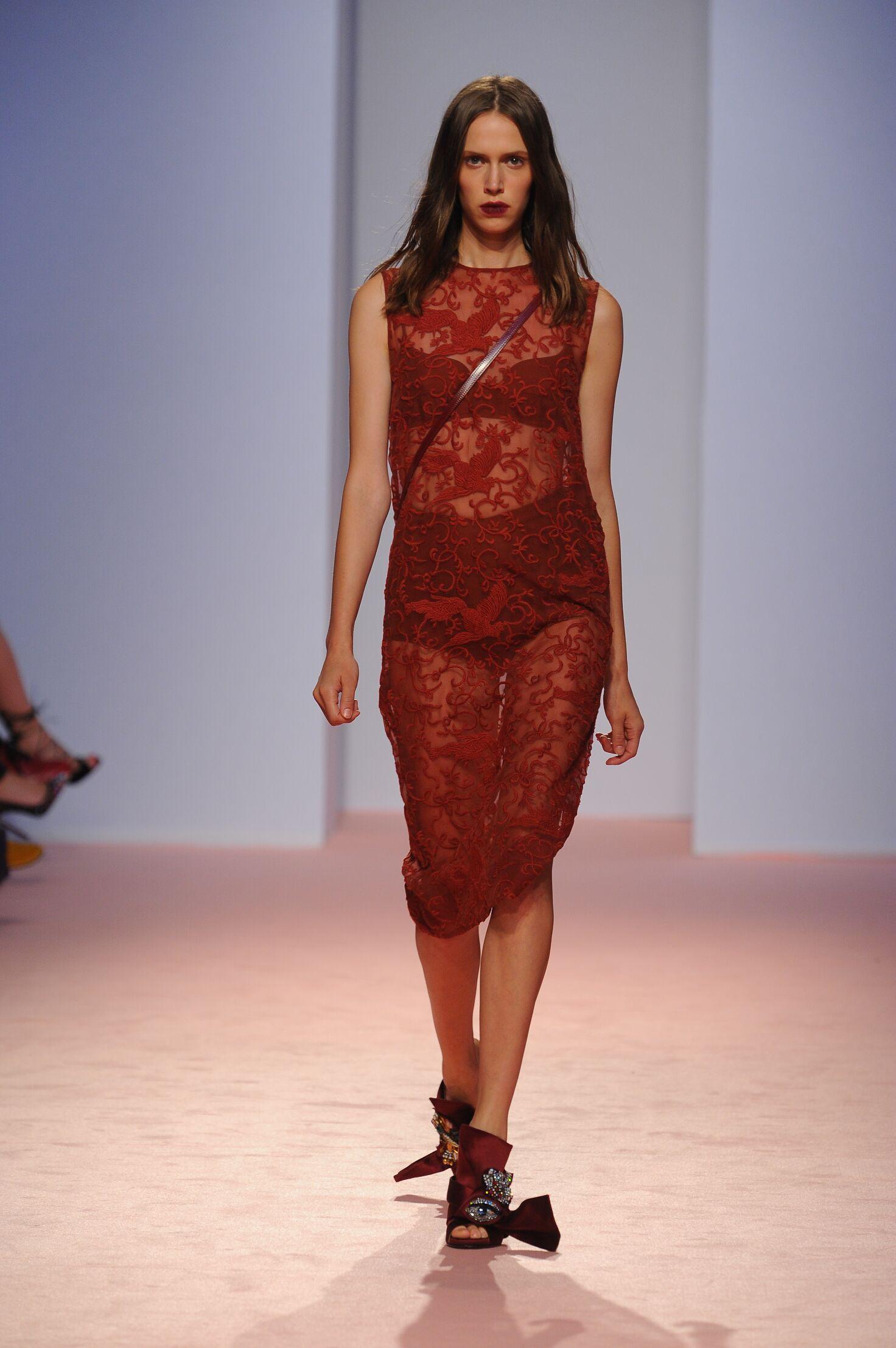 N°21 Spring Summer 2015 Womens Collection Milan Fashion Week