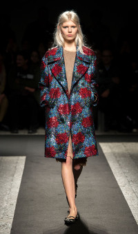 N°21 FALL WINTER 2014-15 WOMEN'S COLLECTION – MILANO FASHION WEEK