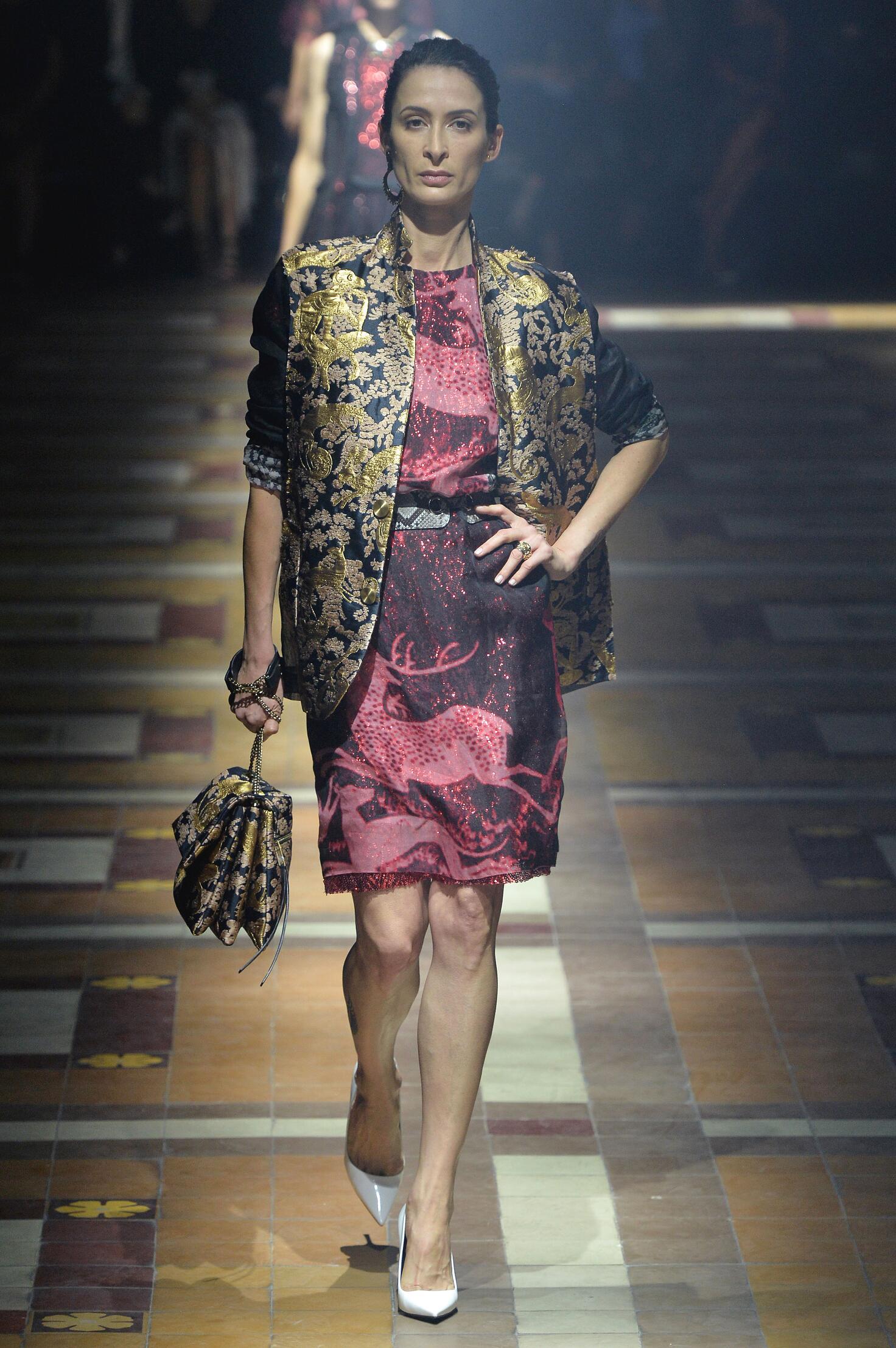 Paris Womenswear Summer Lanvin 2015