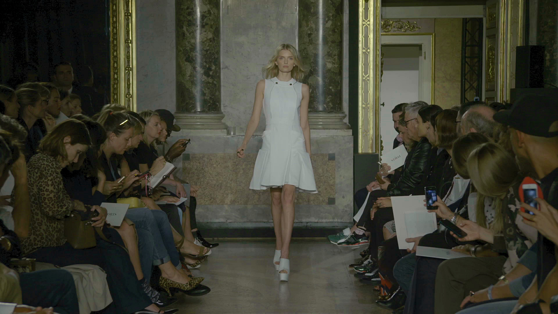 Ports 1961 Spring Summer 2015 Women's Fashion Show - Milan Fashion Week