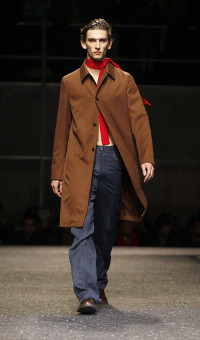 PRADA FALL WINTER 2014 MEN'S COLLECTION – MILANO FASHION WEEK