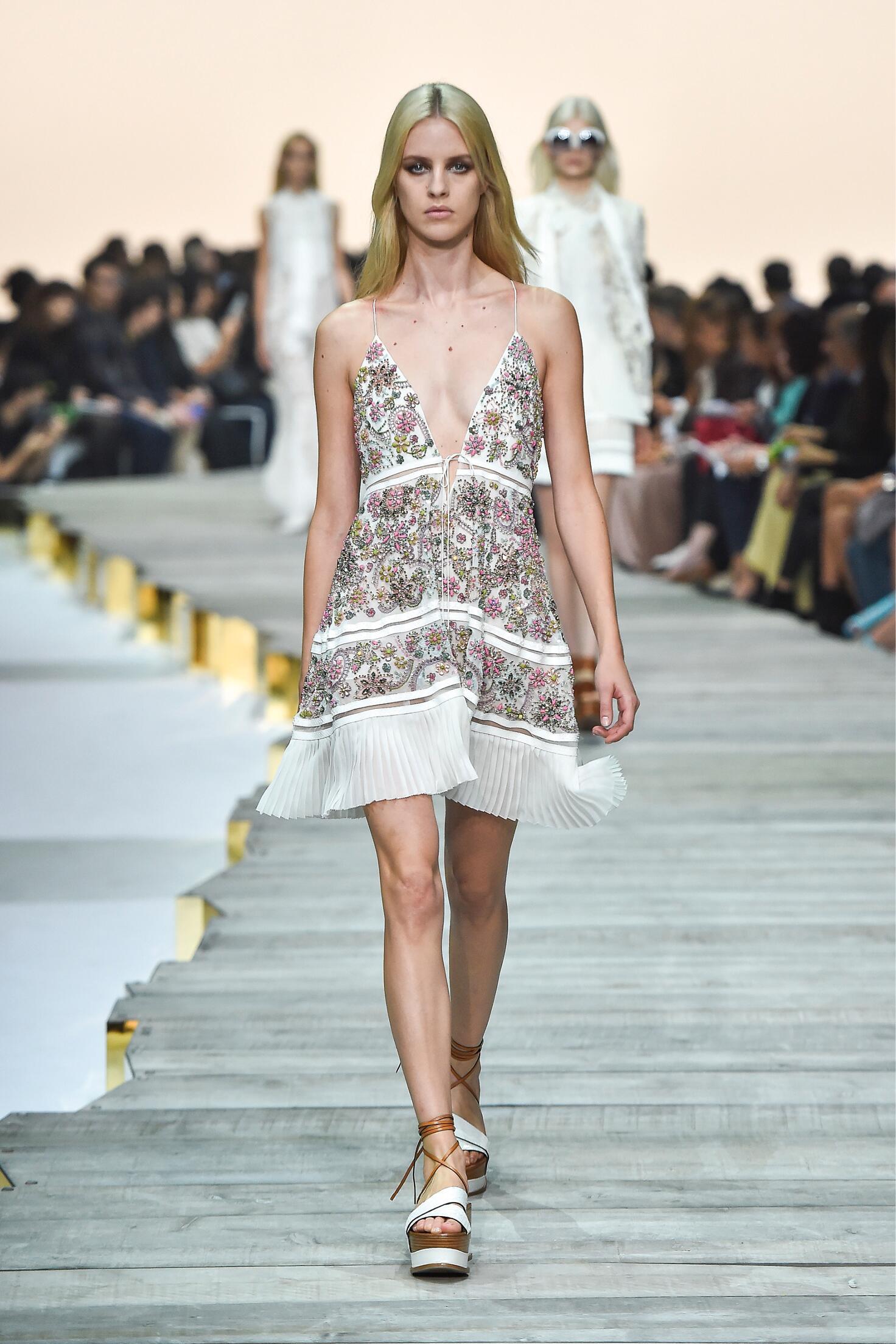 Roberto Cavalli Milan Fashion Week Womenswear
