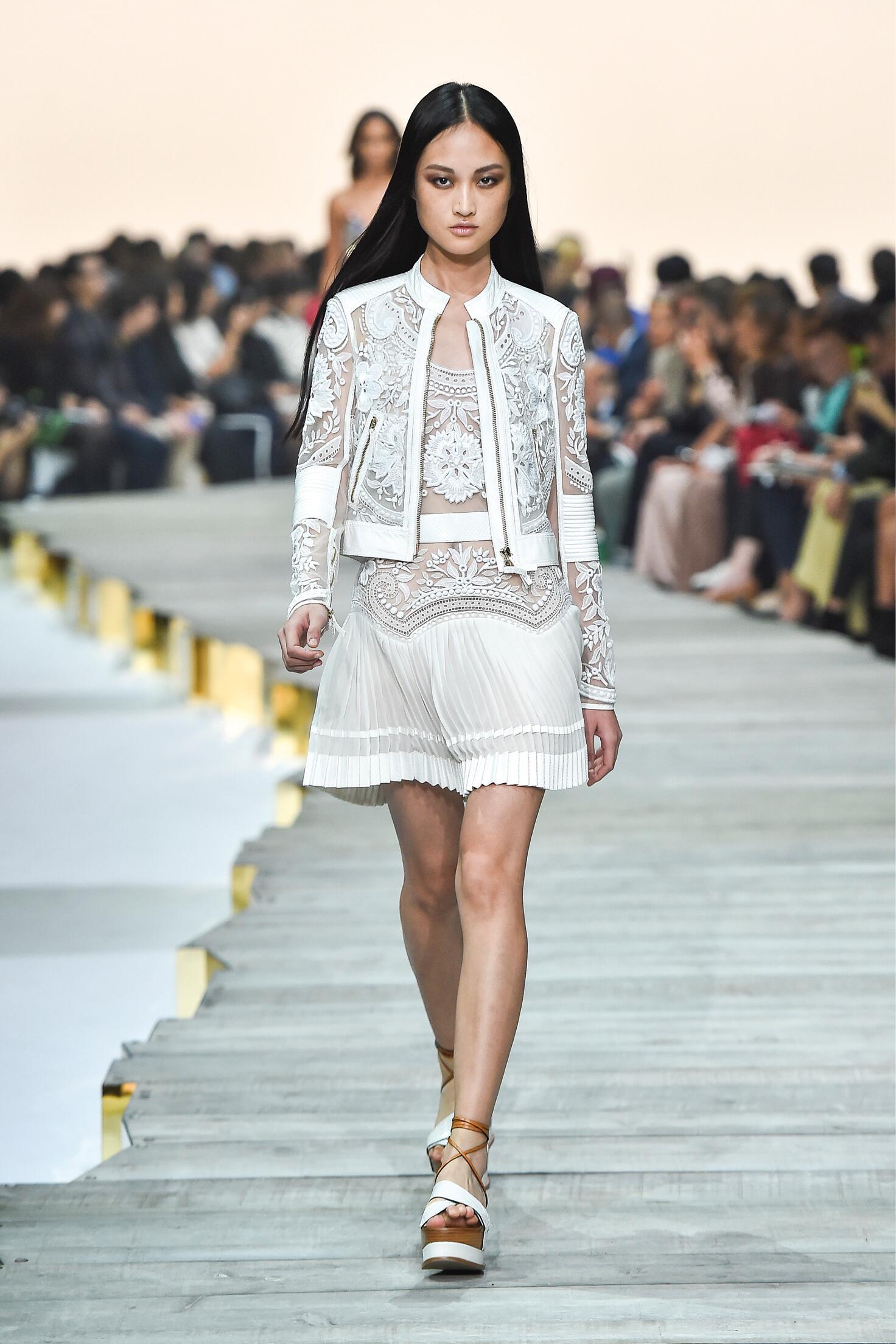 Roberto Cavalli SS 2015 Womenswear