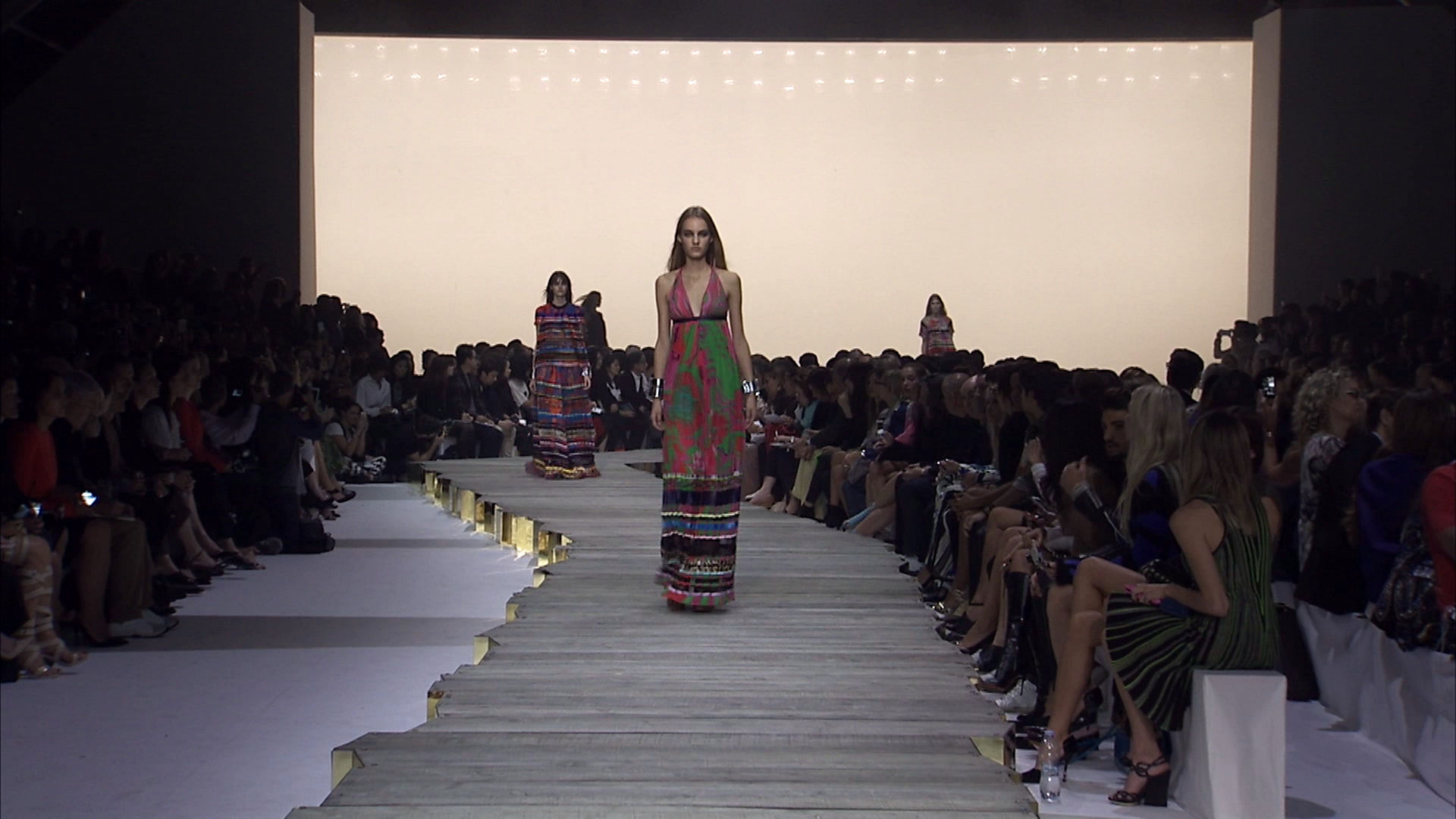 Roberto Cavalli Spring Summer 2015 Women's Fashion Show - Milan Fashion Week