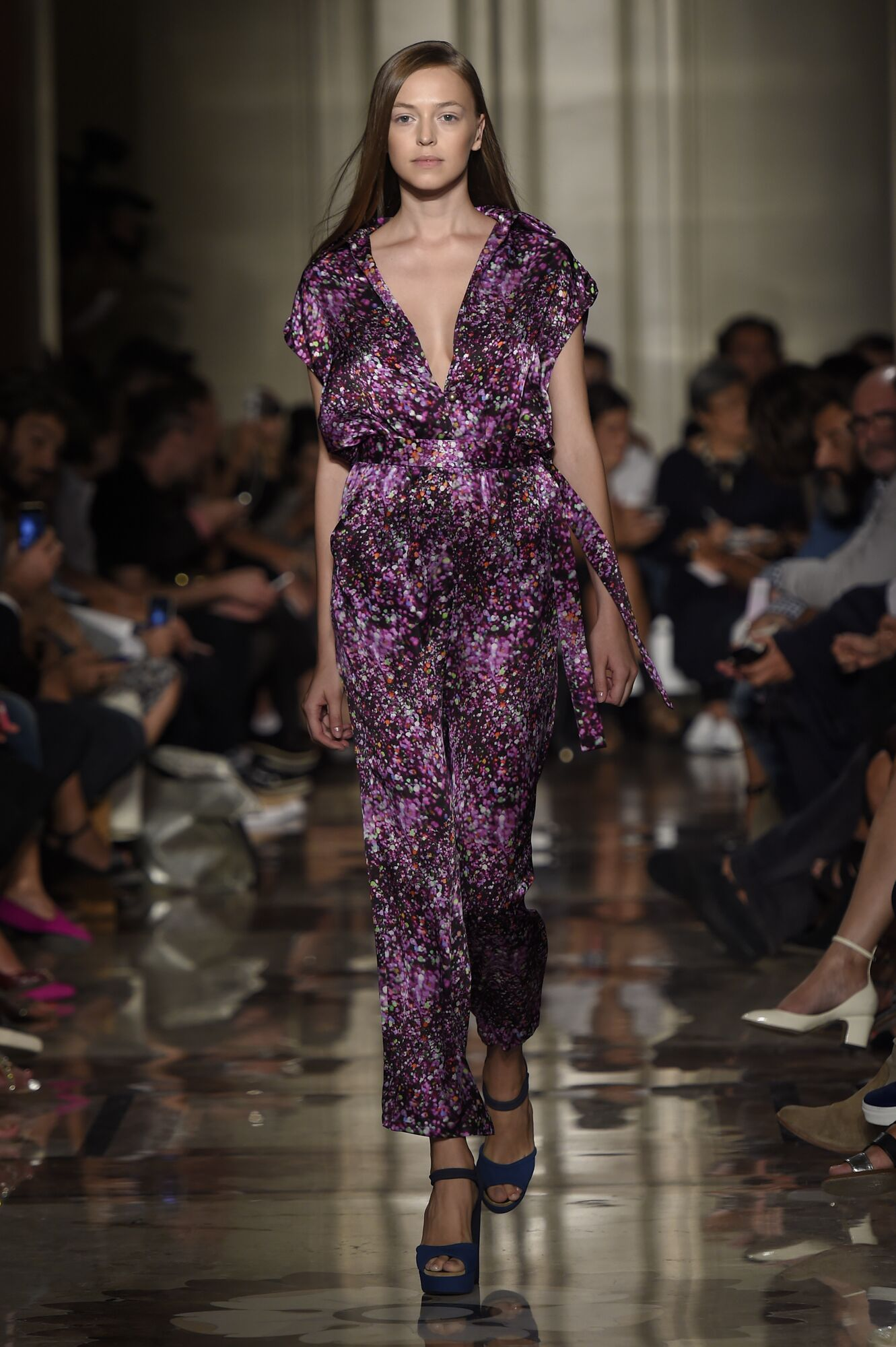 Runway Andrea Incontri Spring Summer 2015 Women's Collection Milan Fashion Week