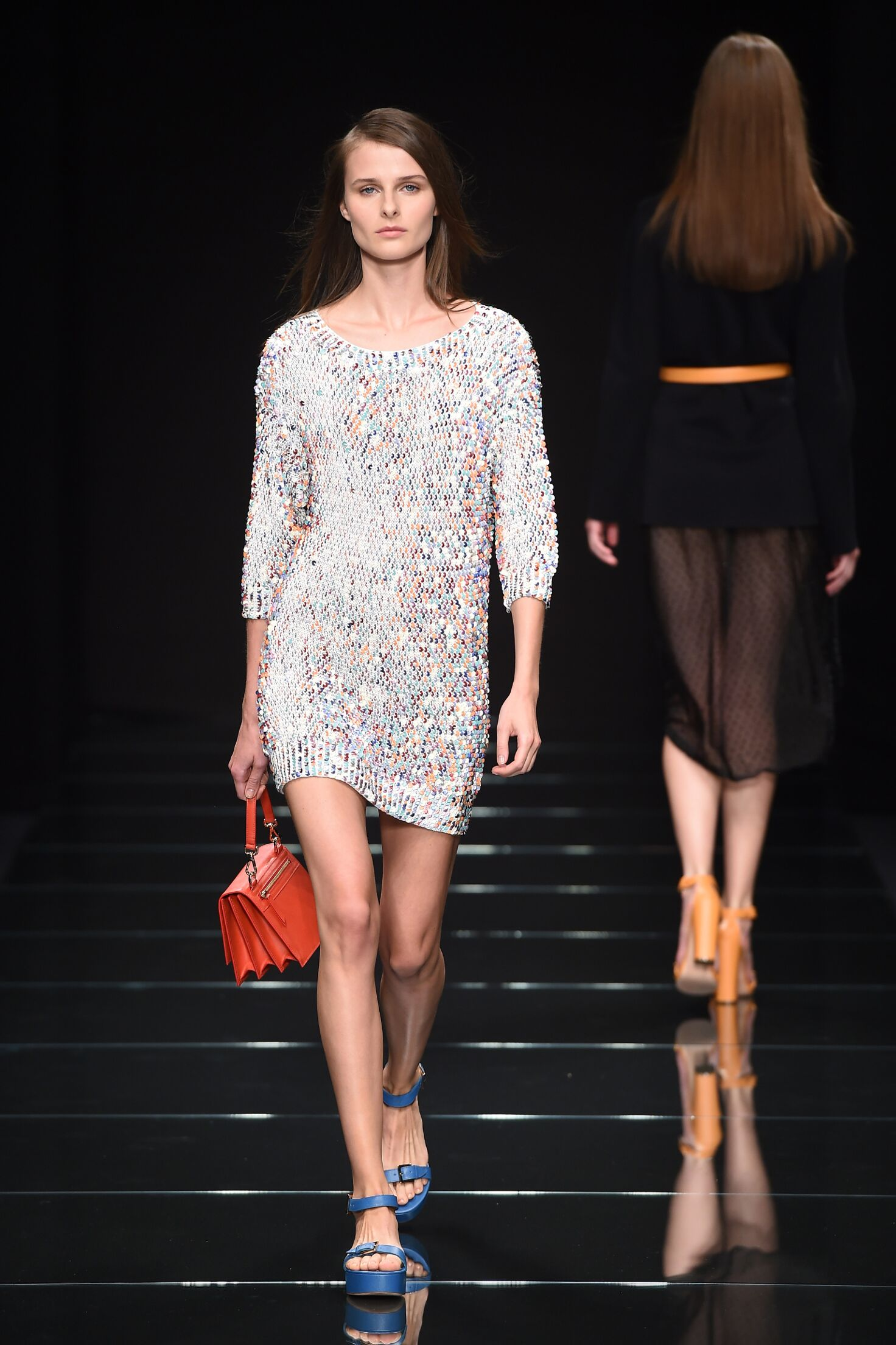 Runway Anteprima Spring Summer 2015 Women's Collection Milan Fashion Week