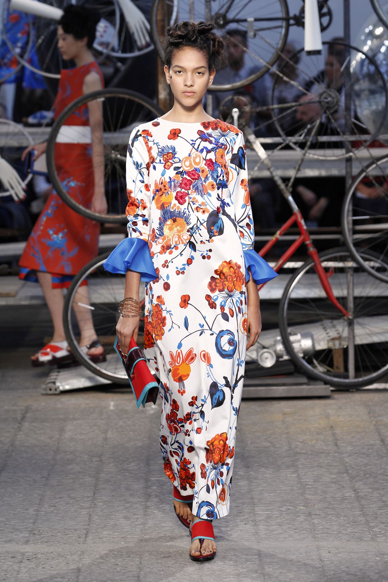 Runway Antonio Marras Summer 2015 Women's Collection Milan Fashion Week