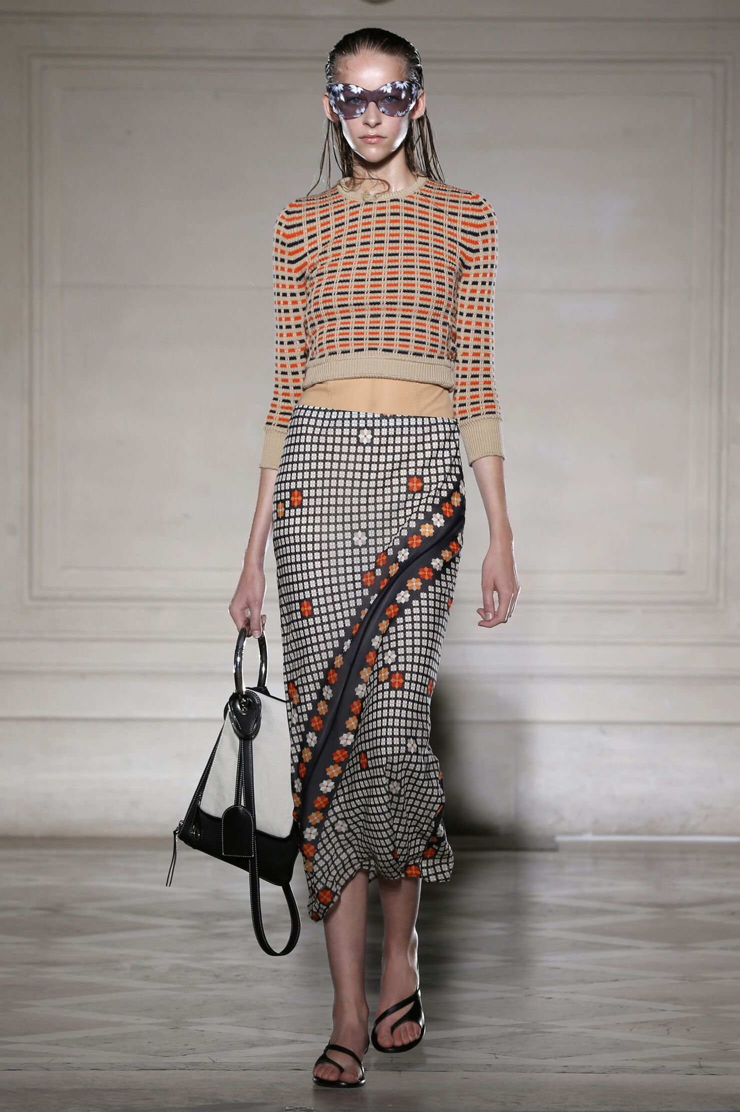 Runway Maison Martin Margiela Spring Summer 2015 Women's Collection Paris Fashion Week