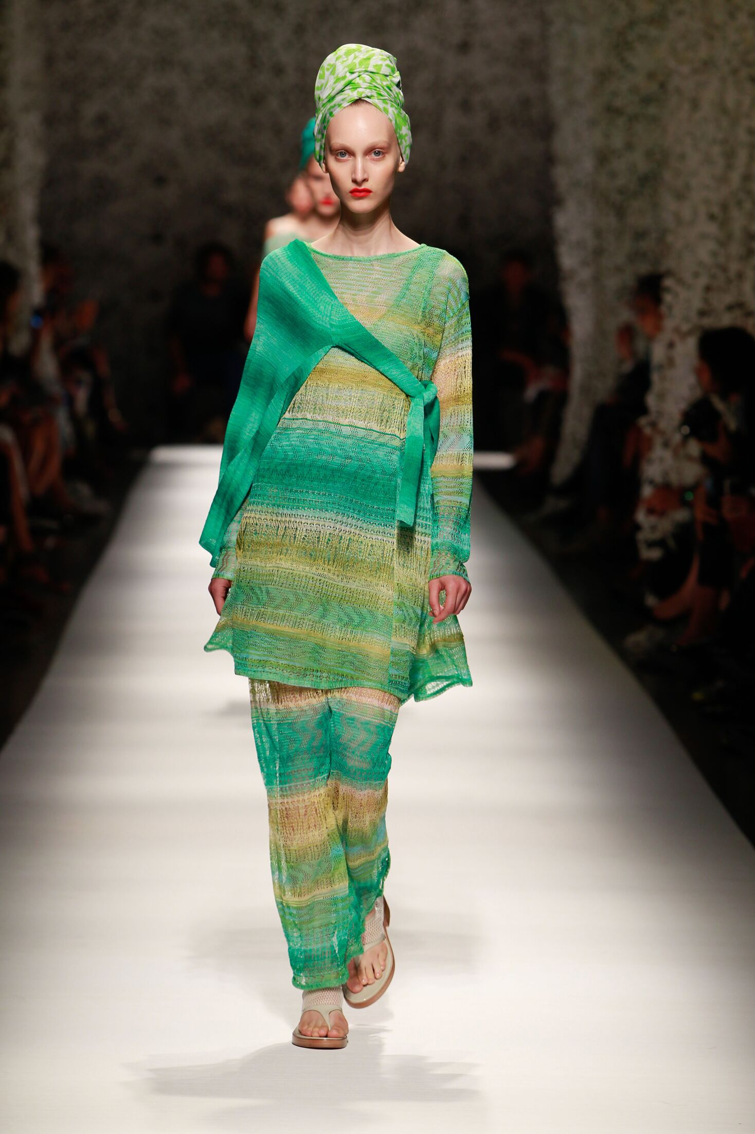 Runway Missoni Summer 2015 Women's Collection Milan Fashion Week