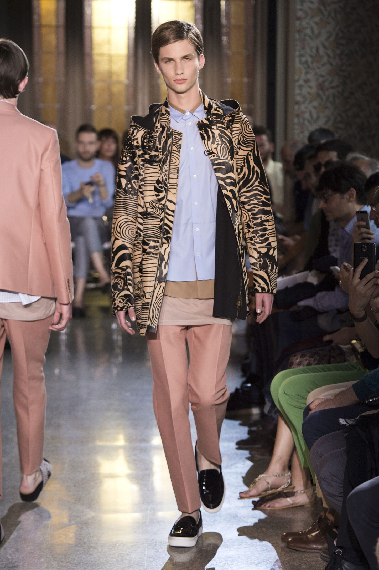Runway N°21 Spring Summer 2015 Men's Collection Milan Fashion Week