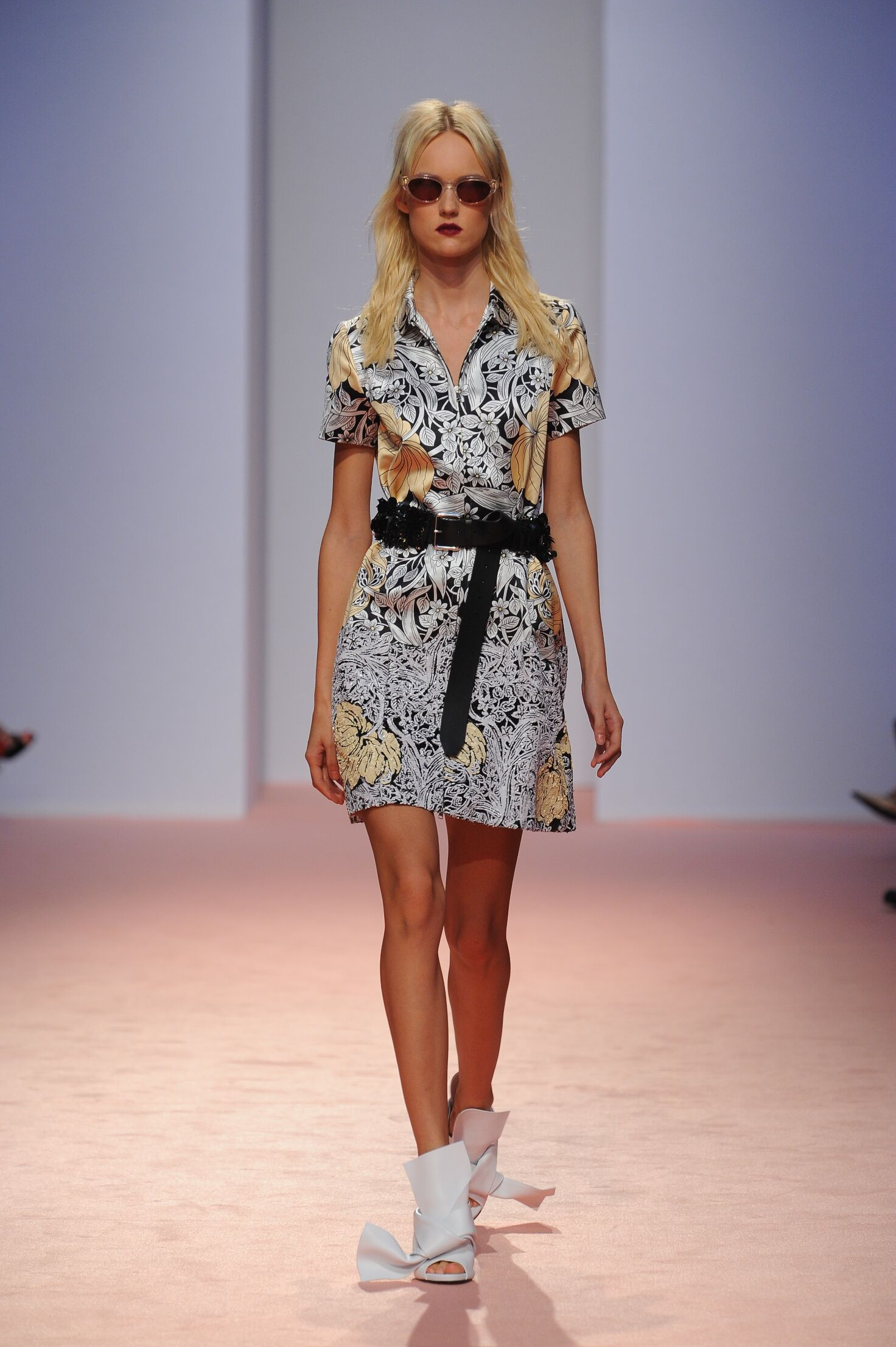 Runway N°21 Spring Summer 2015 Women's Collection Milan Fashion Week