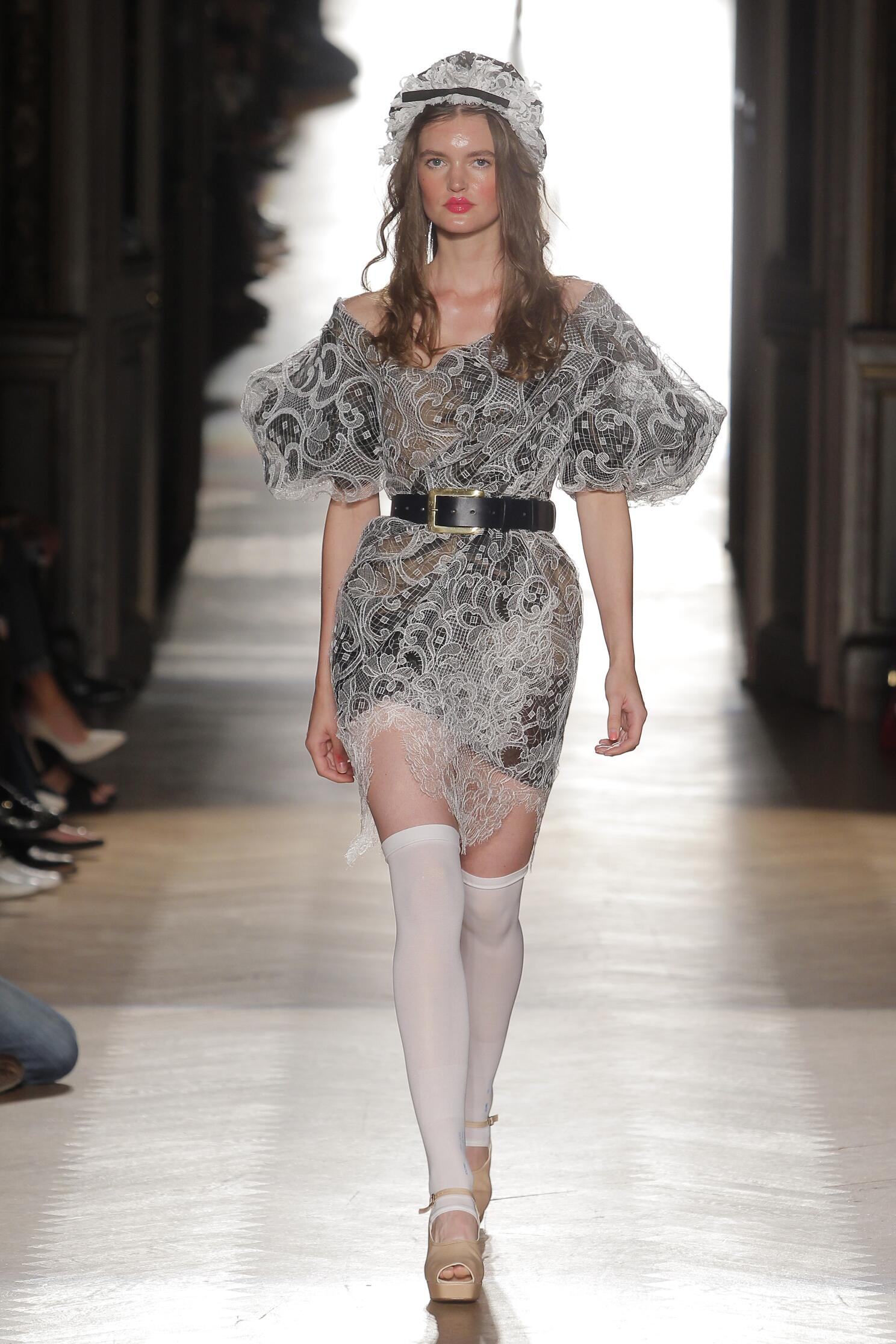 Runway SS 2015 Vivienne Westwood Gold Label Fashion Show