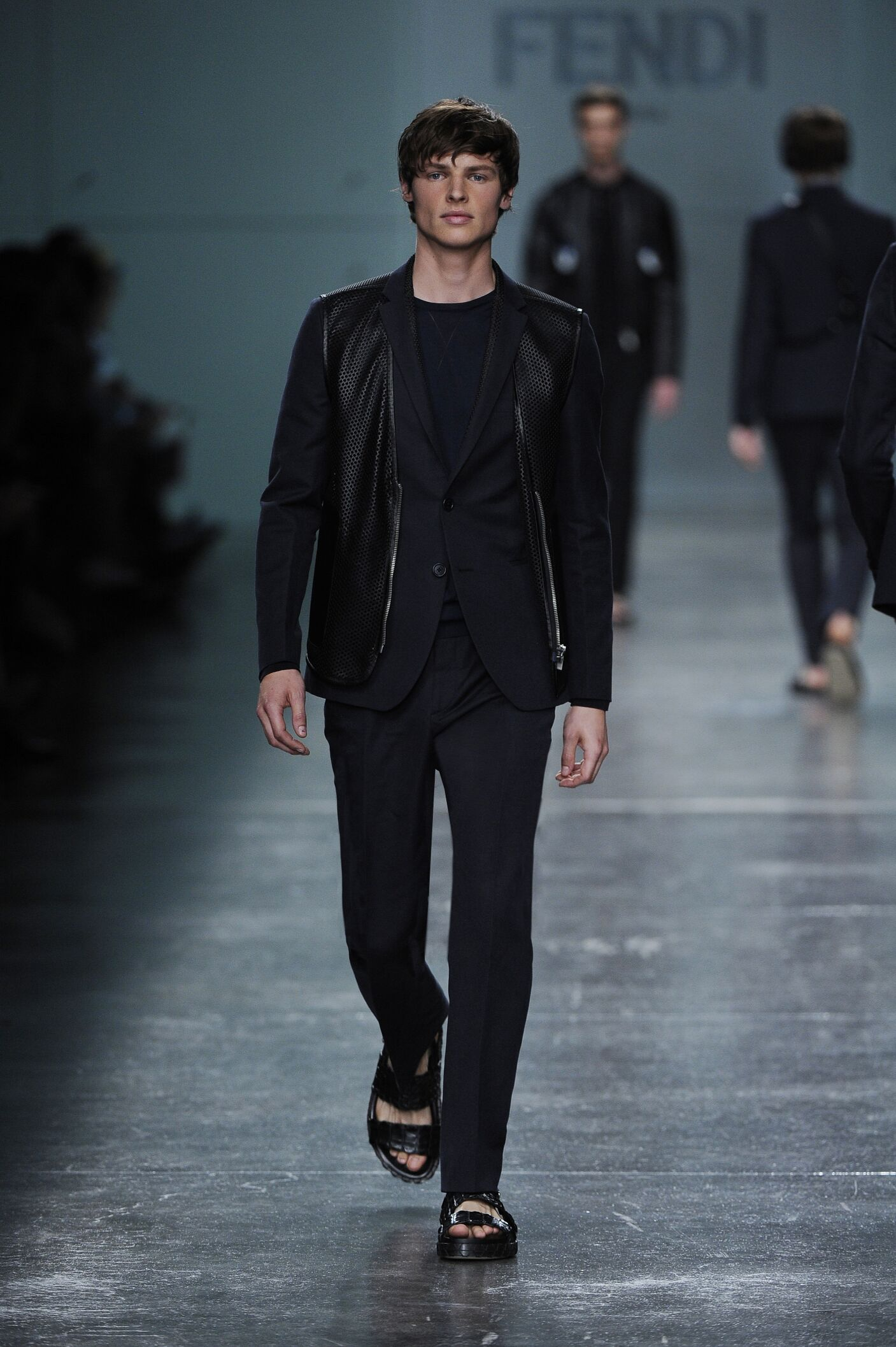 SS 2015 Fendi Fashion Show