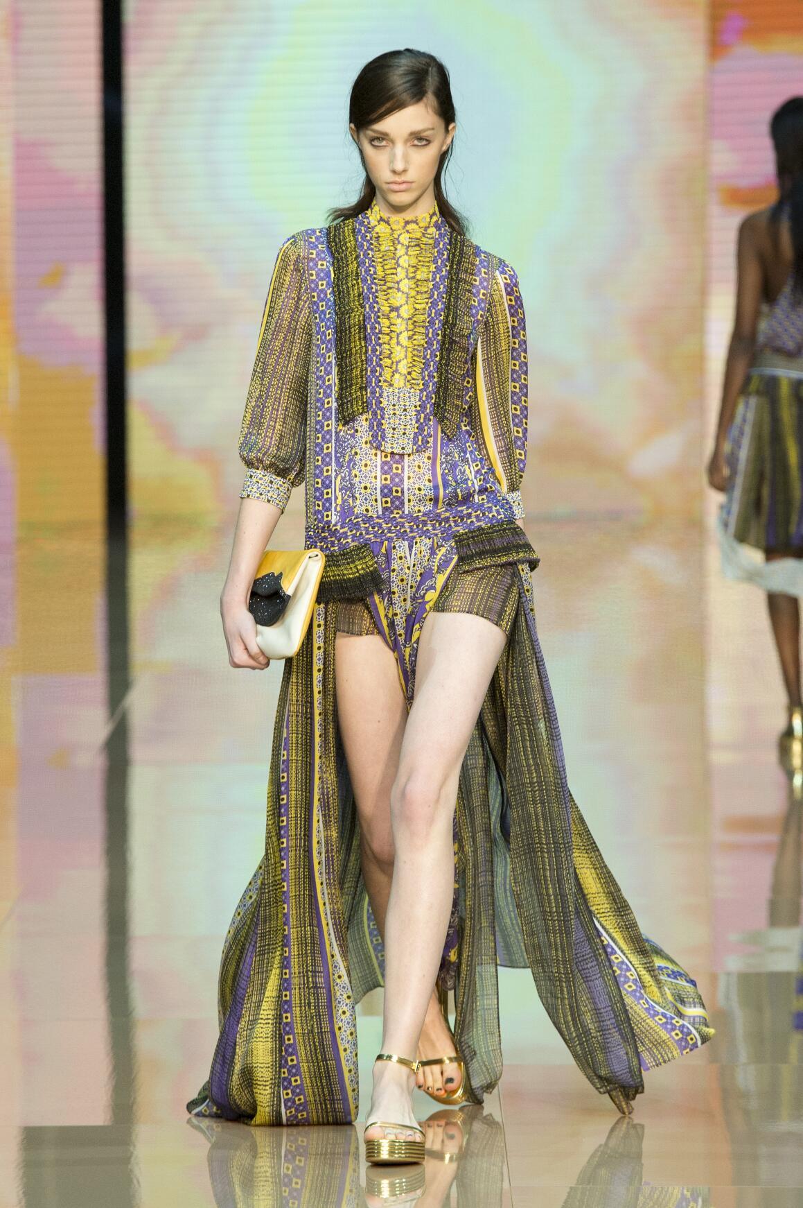SS 2015 Just Cavalli Fashion Show