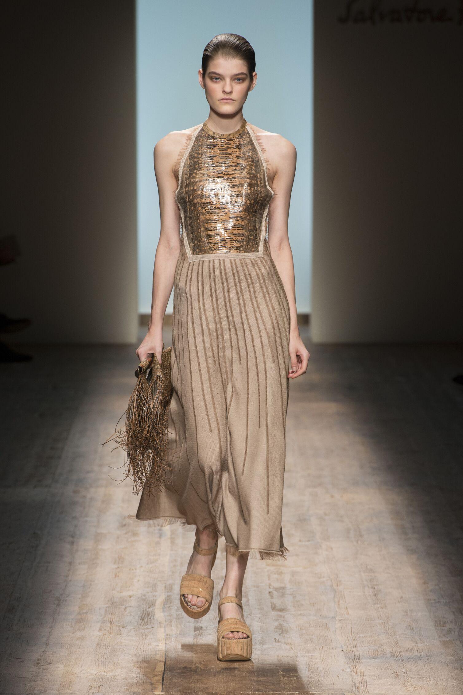 Salvatore Ferragamo SS 2015 Womenswear