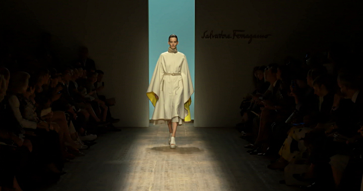 Salvatore Ferragamo Spring Summer 2015 Women's Fashion Show